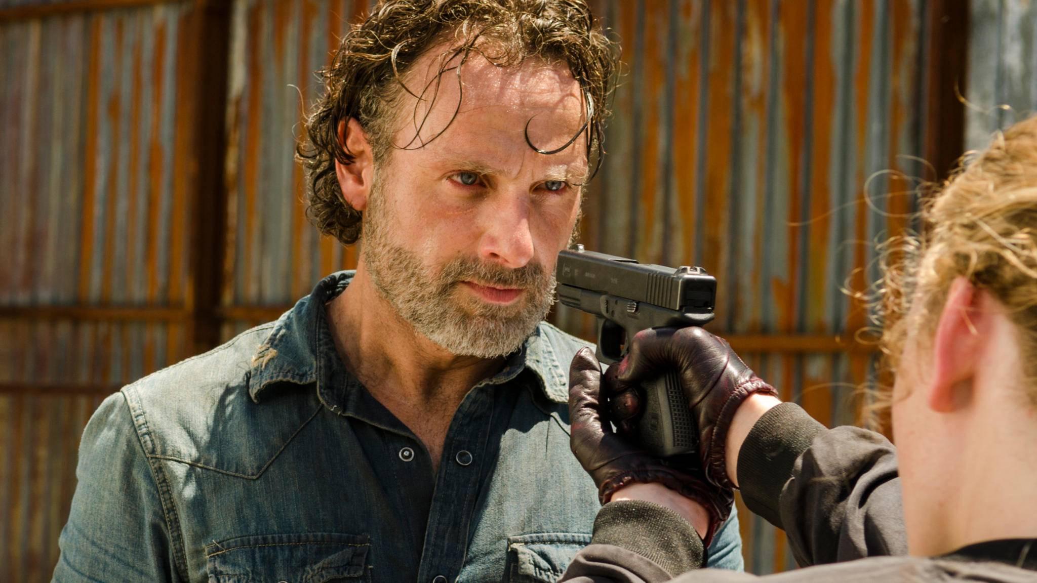 """""""The Walking Dead"""": Nimmt Rick in der zweiten Hälfte von Staffel 7 wieder das Heft in die Hand?"""