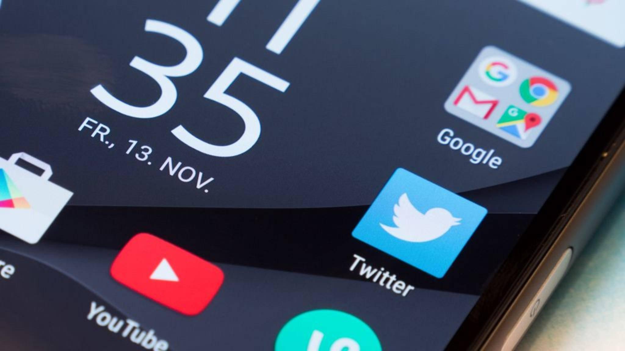 Twitter lässt Dich jetzt Nachrichten mit bis zu 280 Zeichen zwitschern.