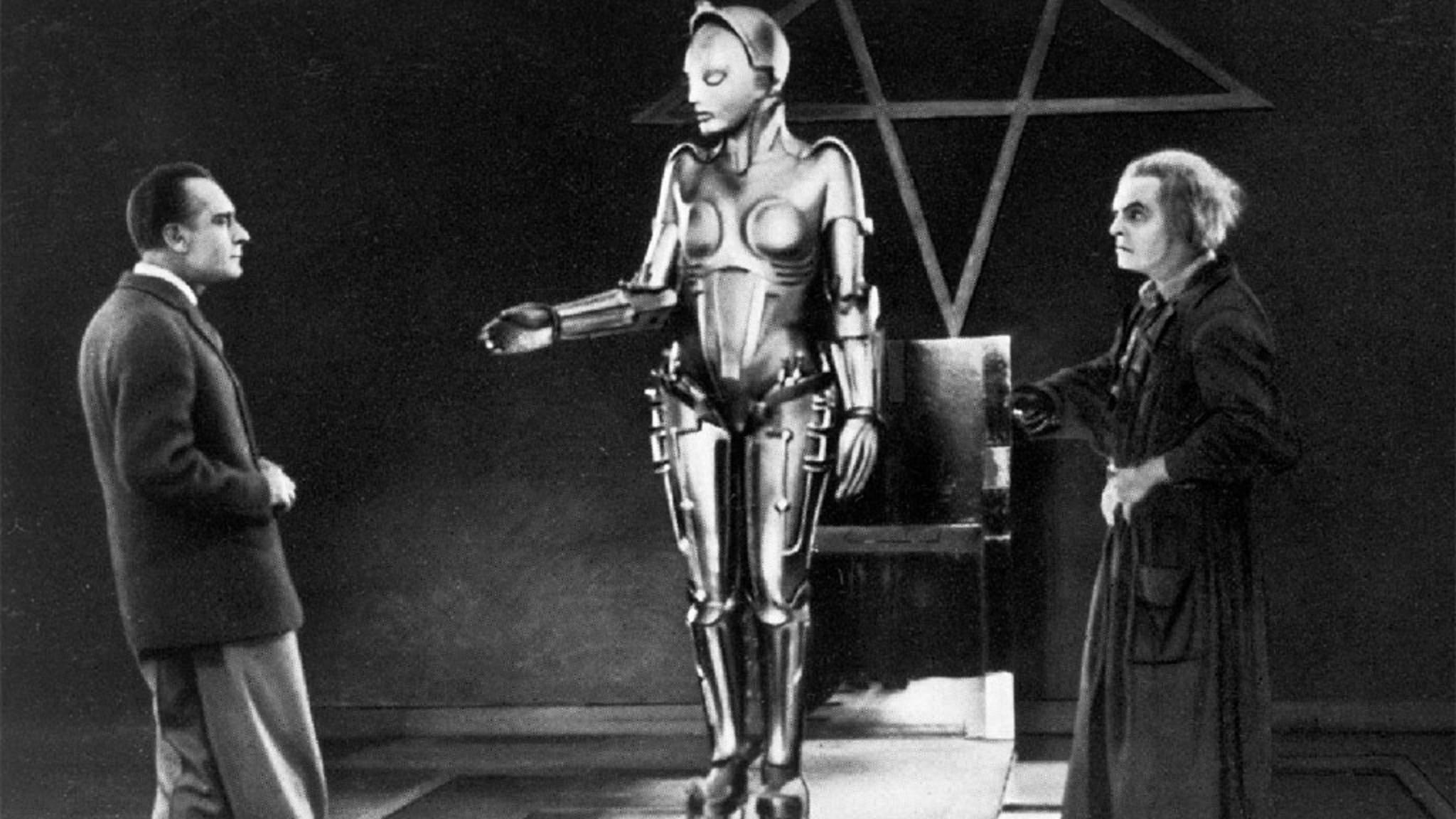 """Fritz Langs """"Metropolis"""" wurde dank seiner futuristischen Ästhetik zum filmischen Meilenstein."""