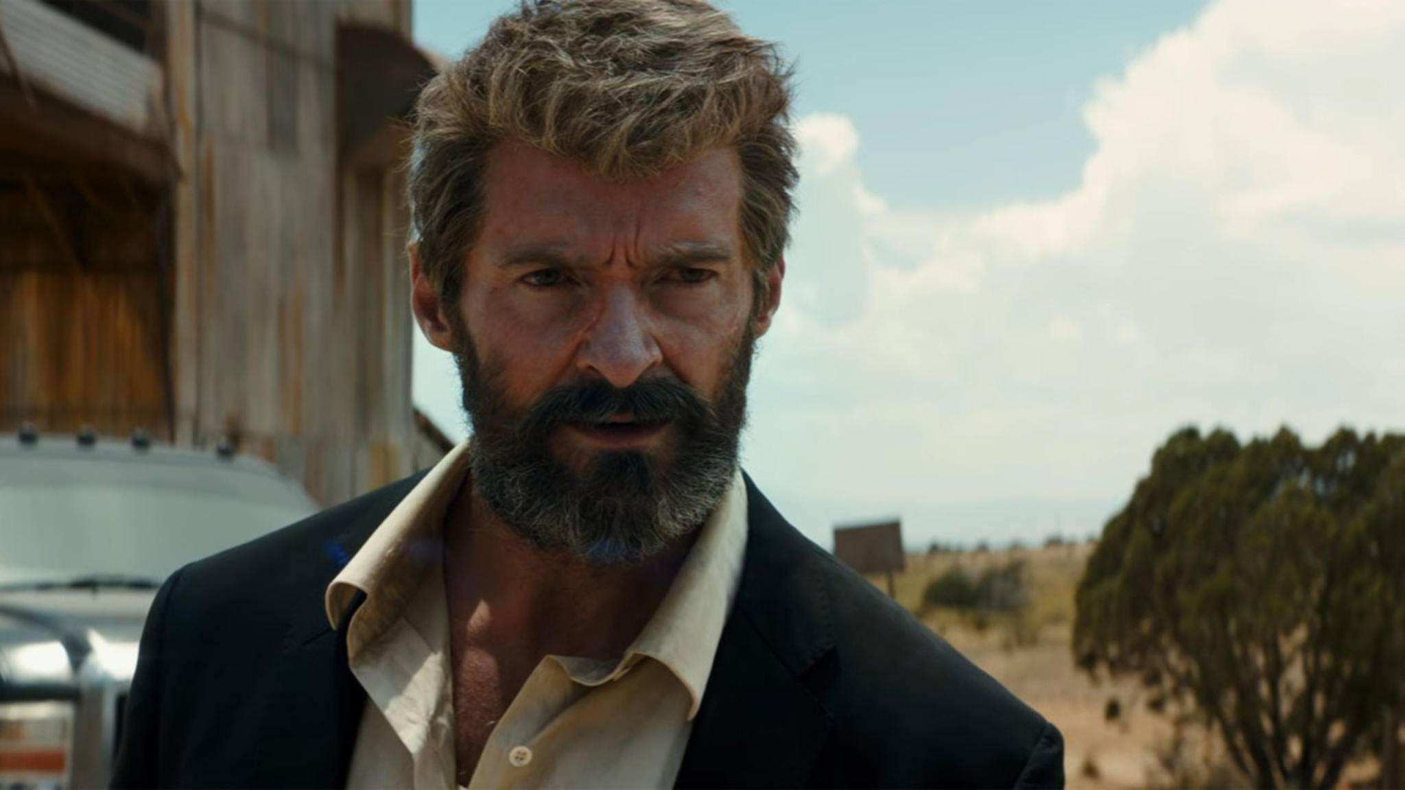 """""""Logan"""" wird brutaler und kompromissloser als der typische Marvel-Blockbuster – auch dank Hauptdarsteller Hugh Jackman."""