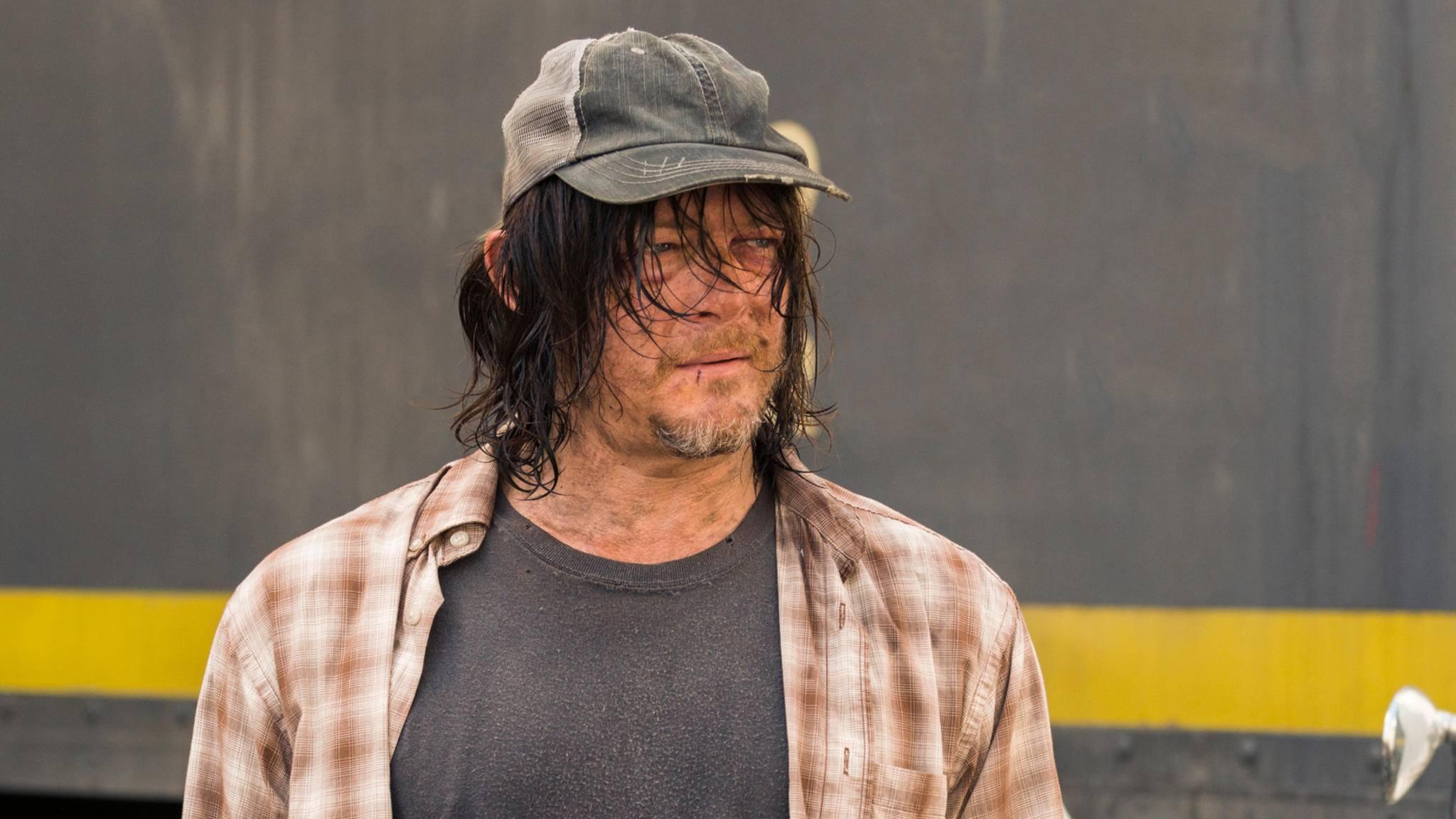 """""""The Walking Dead"""": Wird Daryl Staffel 7 überleben?"""