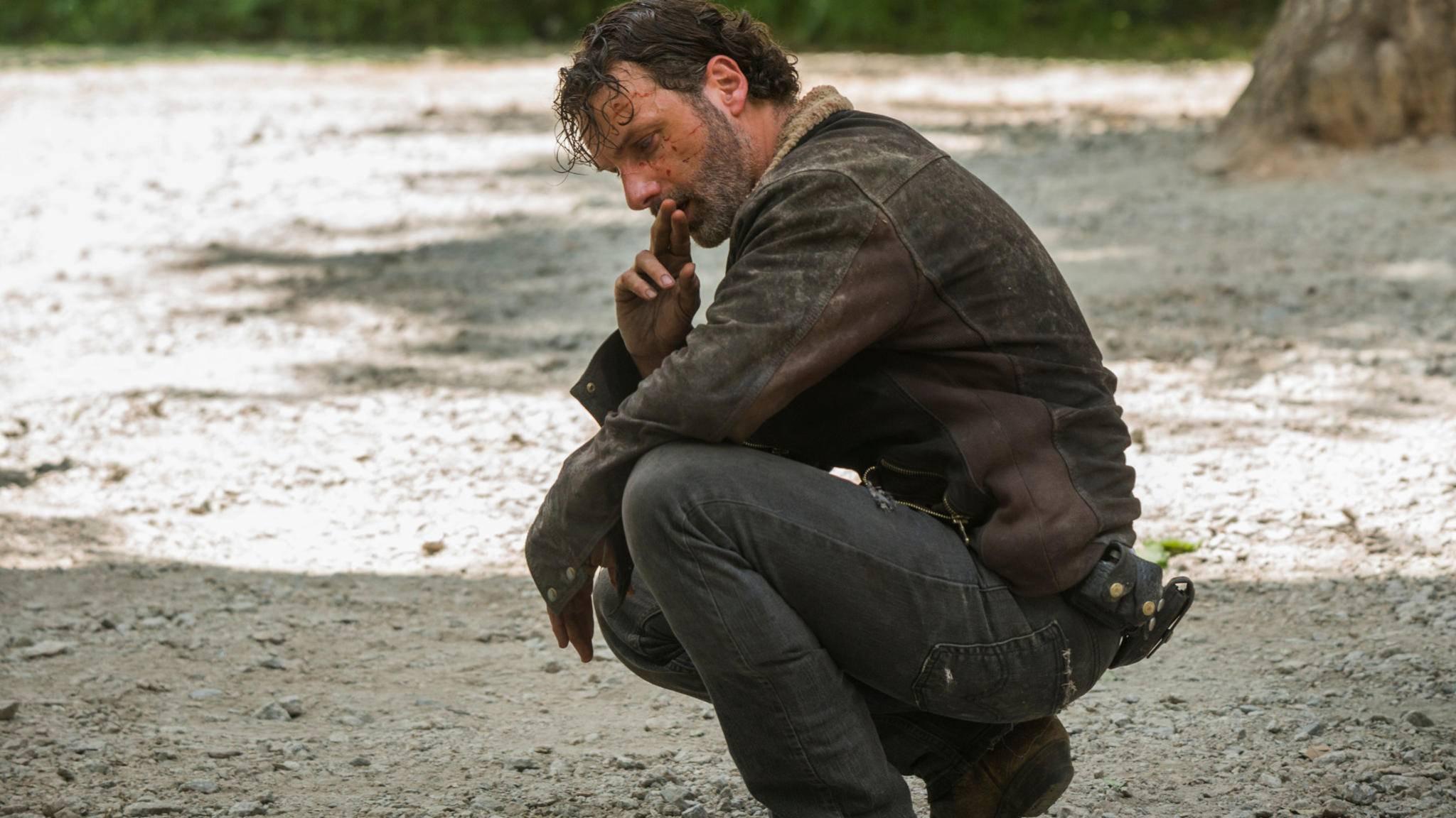 Mischt Rick (Andrew Lincoln) im Finale von Staffel 9 mit?