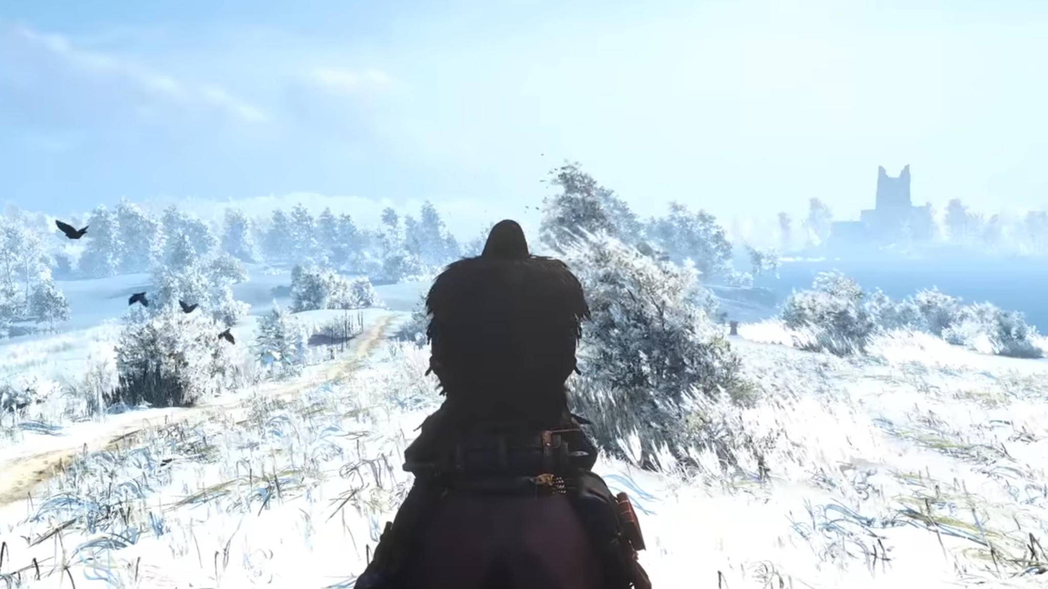 """Der Nachtwache kannst Du Dich mit der """"Winter is Coming""""-Mod zwar nicht anschließen, aber immerhin gibt es ordentlich Schnee."""