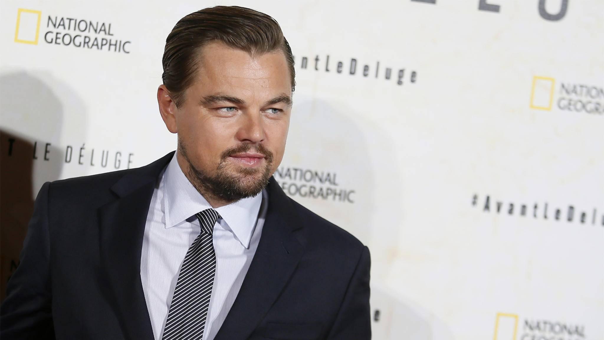 """Leonardo DiCaprio produziert """"The Black Hand""""."""
