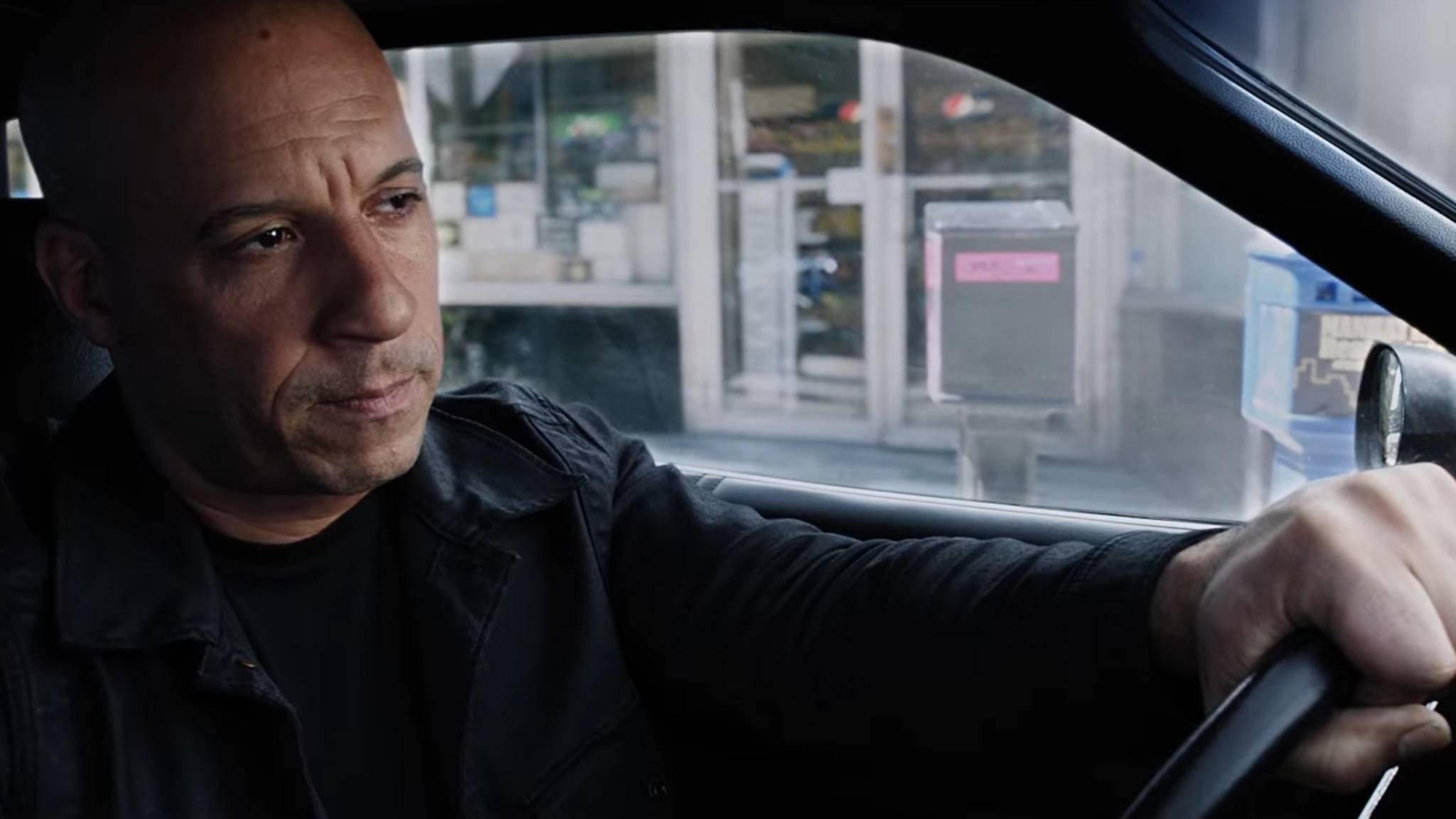 """Verrät Dominic Toretto (Vin Diesel) in """"Fast & Furious 8"""" etwa seine Familie?"""