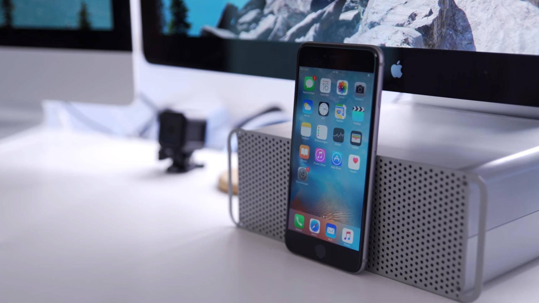 Mit einem versteckten Tool will Apple mehr über das Akkuproblem des iPhone 6s erfahren.