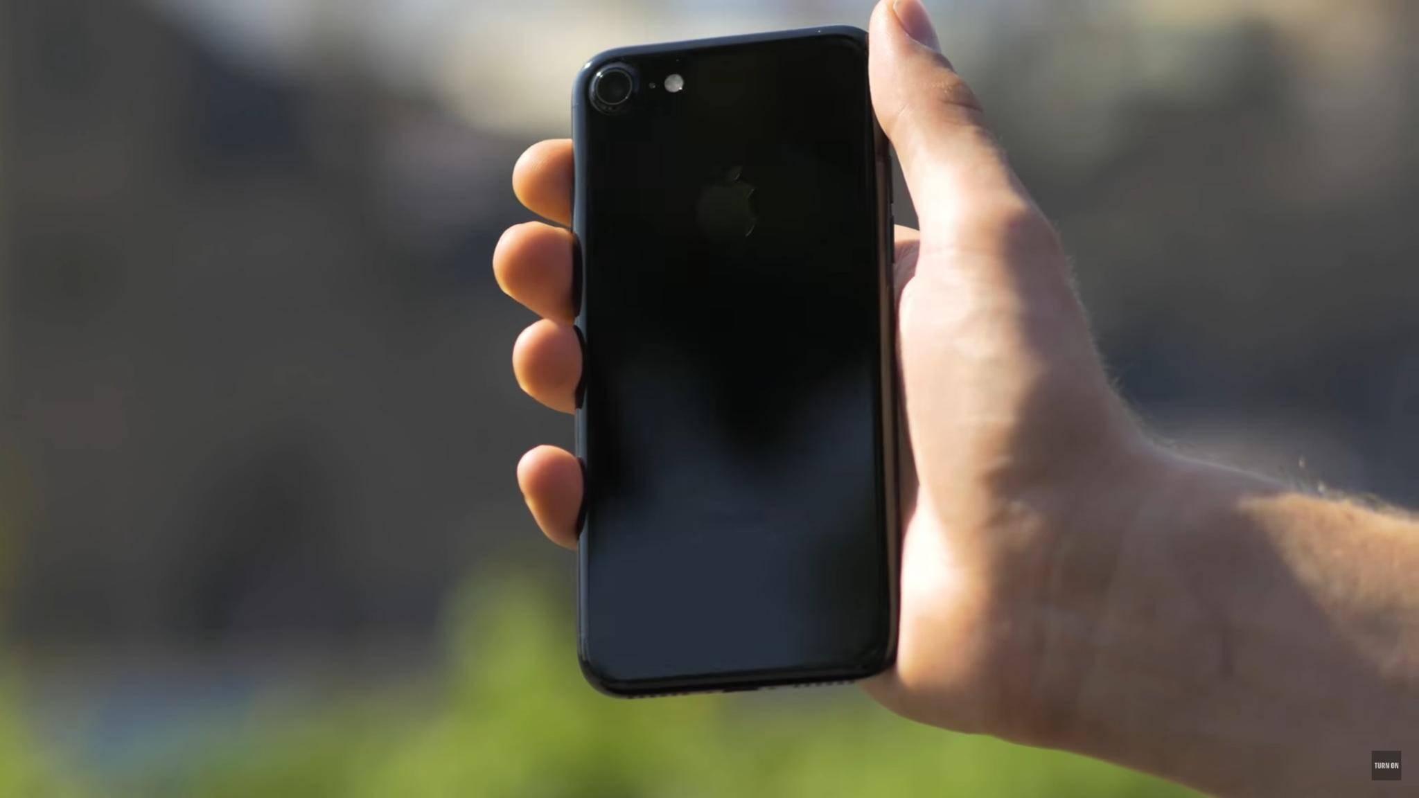 Das iPhone 7 scheint ein echter Verkaufsschlager zu sein.