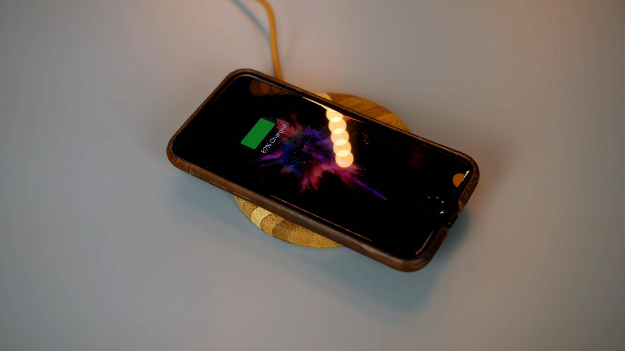 iPhone 7 Wireless Charging