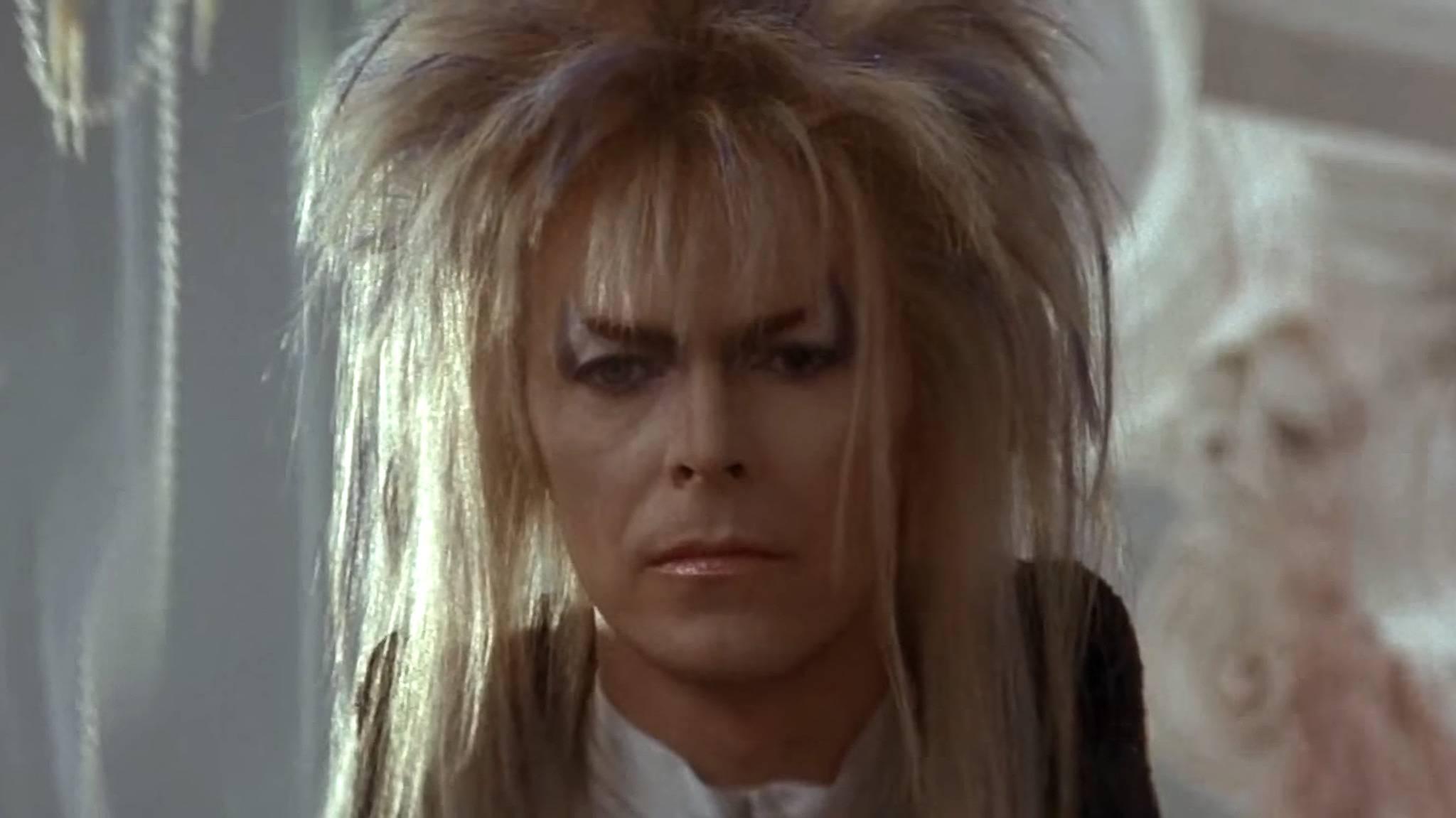 Wir finden: David Bowie hätte auch als Gandalf eine gute Figur gemacht.