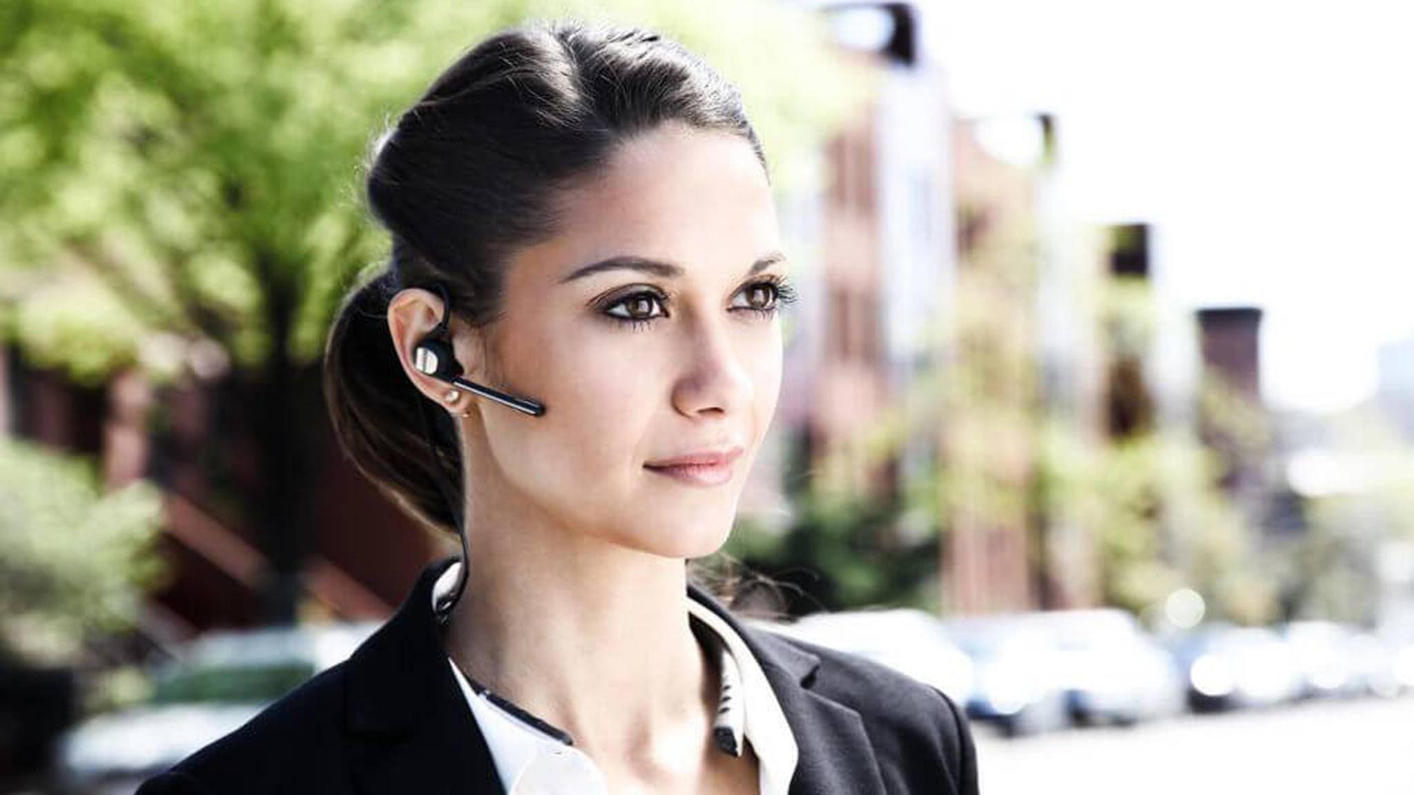 Die Kopfhörer von OnVocal sind die ersten, die Amazons Alexa direkt integriert haben.