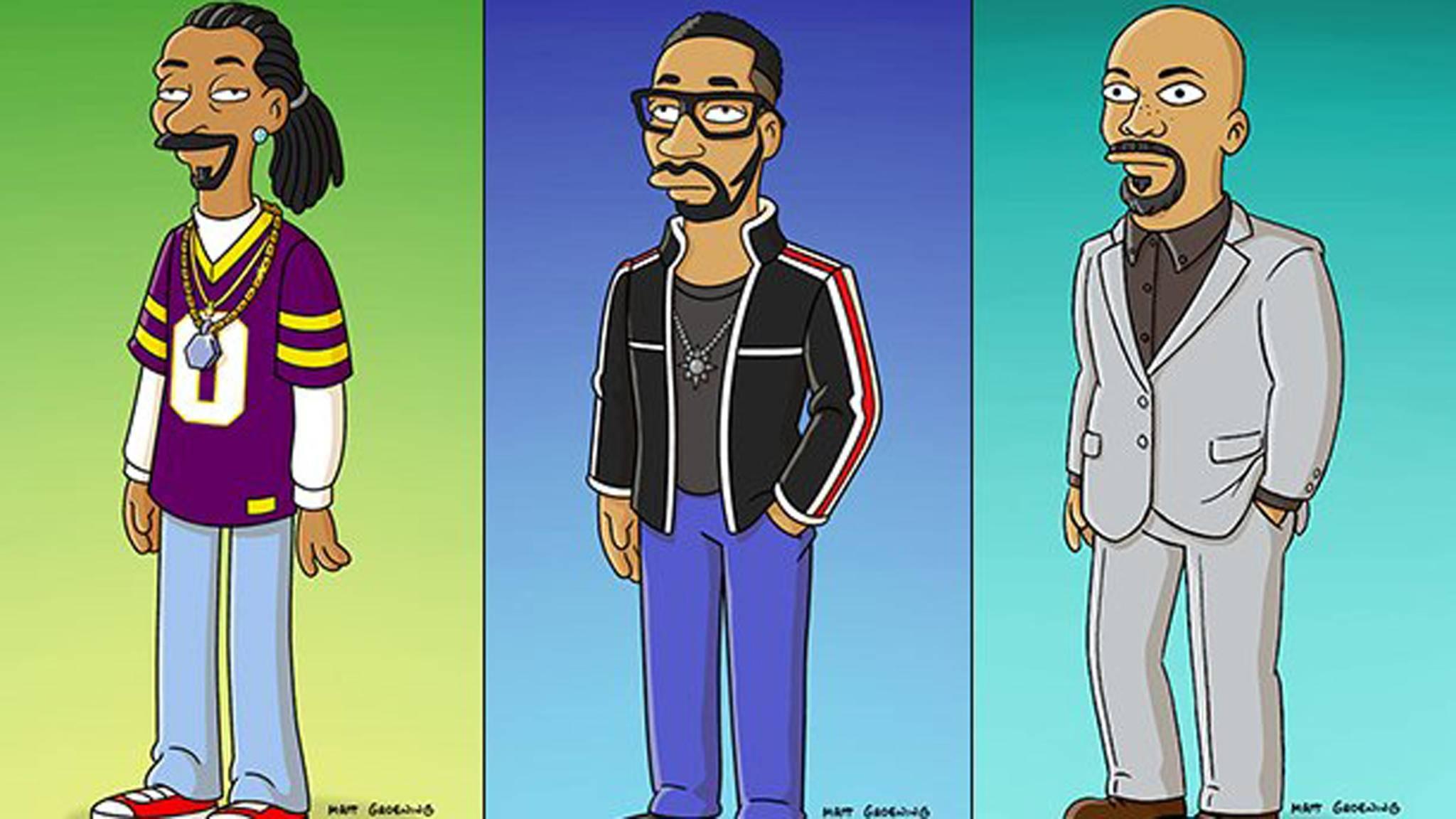 Diese drei Hip-Hop-Musiker machen demnächst Springfield unsicher.