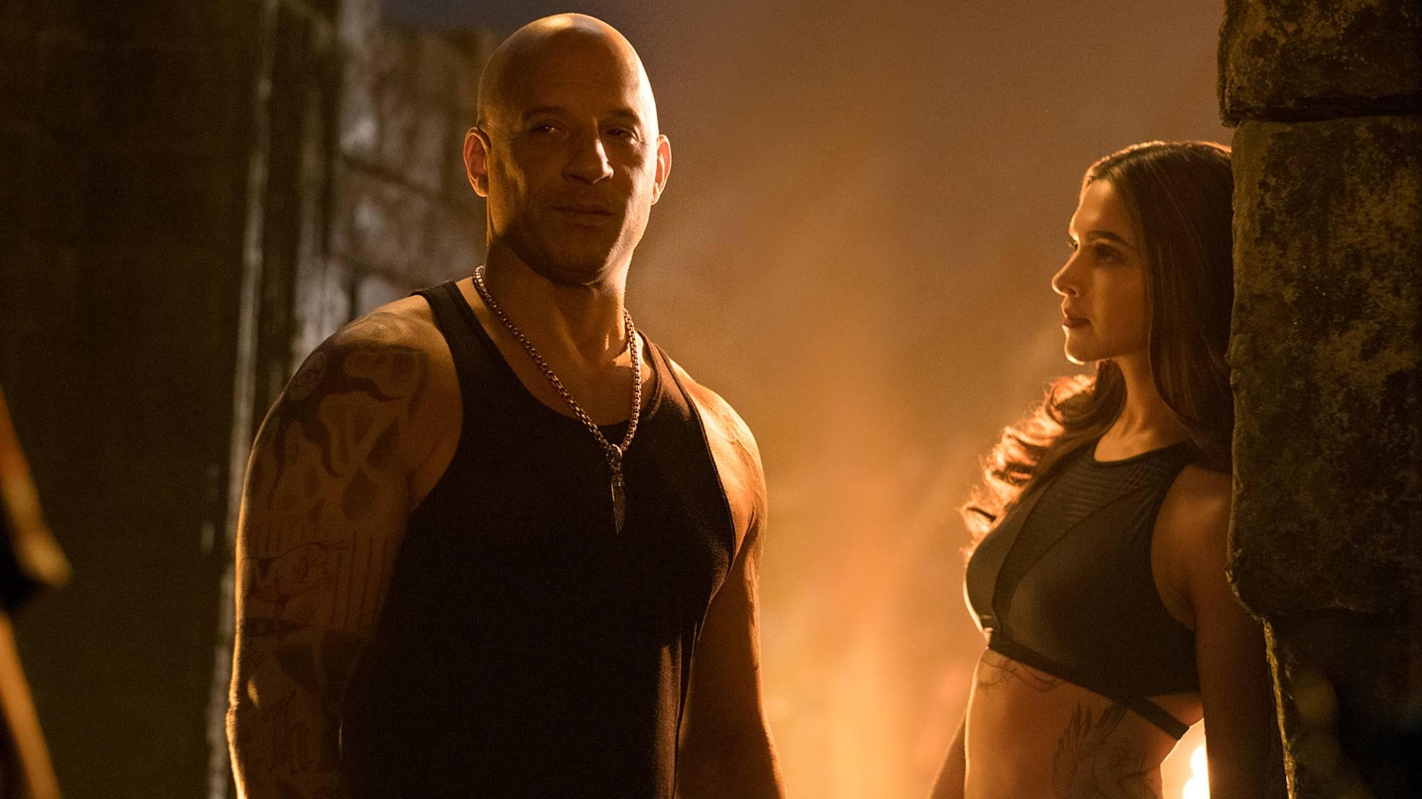 """Nimmt sich Vin Diesel nach """"xXx"""" und """"Fast & Furious"""" als nächstes """"Bloodshot"""" vor?"""