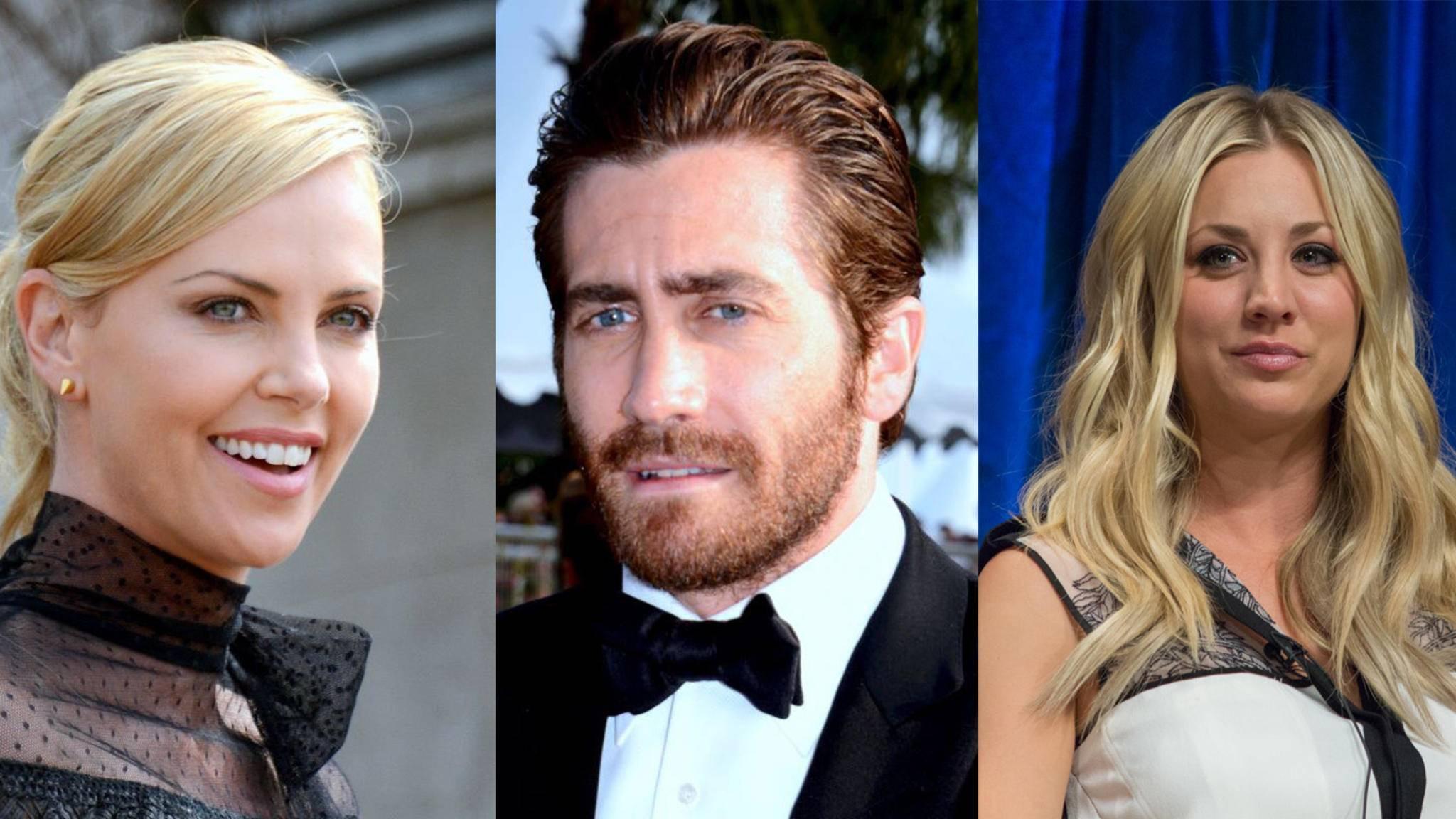 Wie spricht man Charlize Theron, Jake Gyllenhaal und Kaley Cuoco eigentlich richtig aus?
