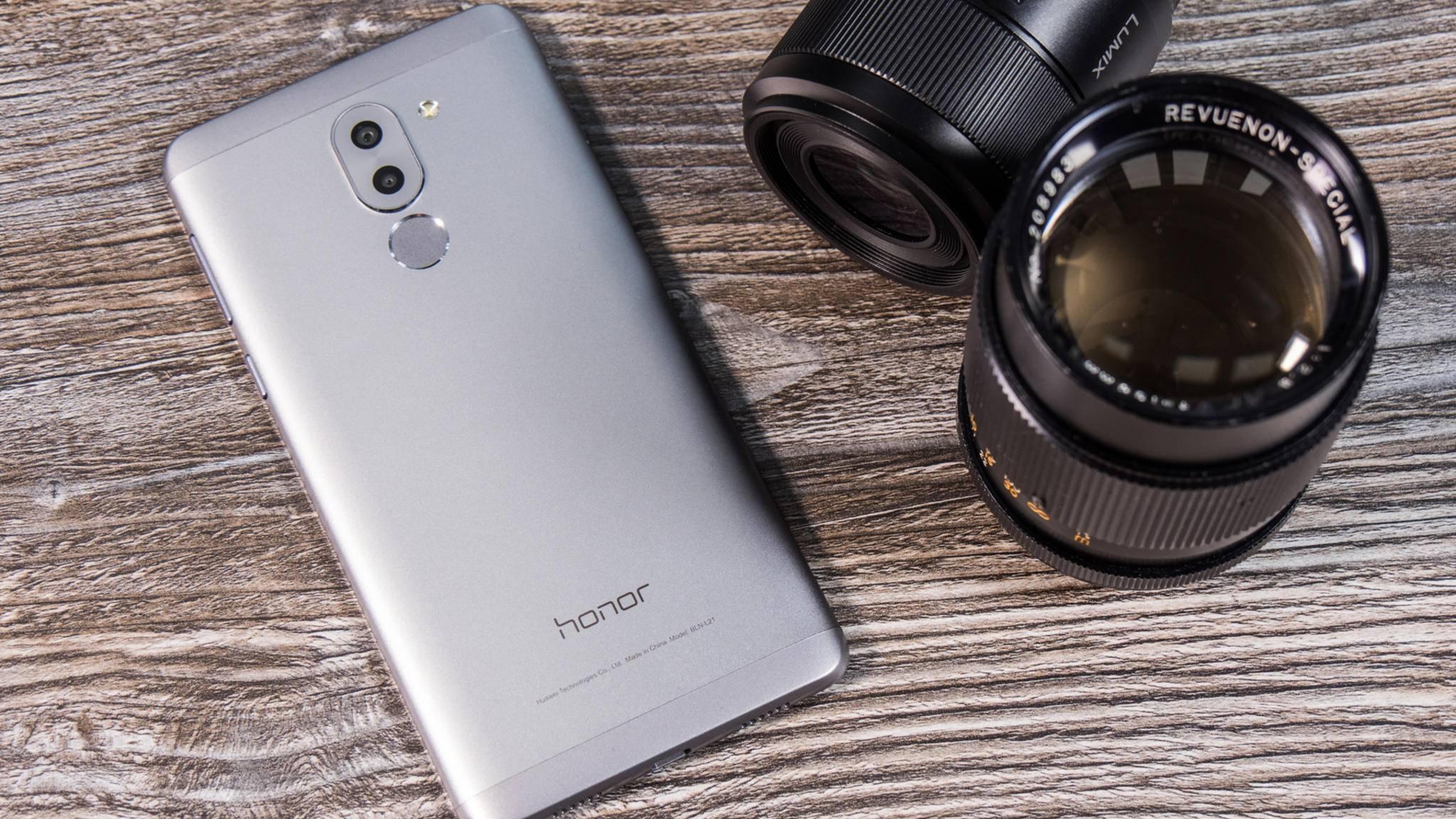 Der Nachfolger des Honor 6X soll eine bessere Dual-Kamera haben.