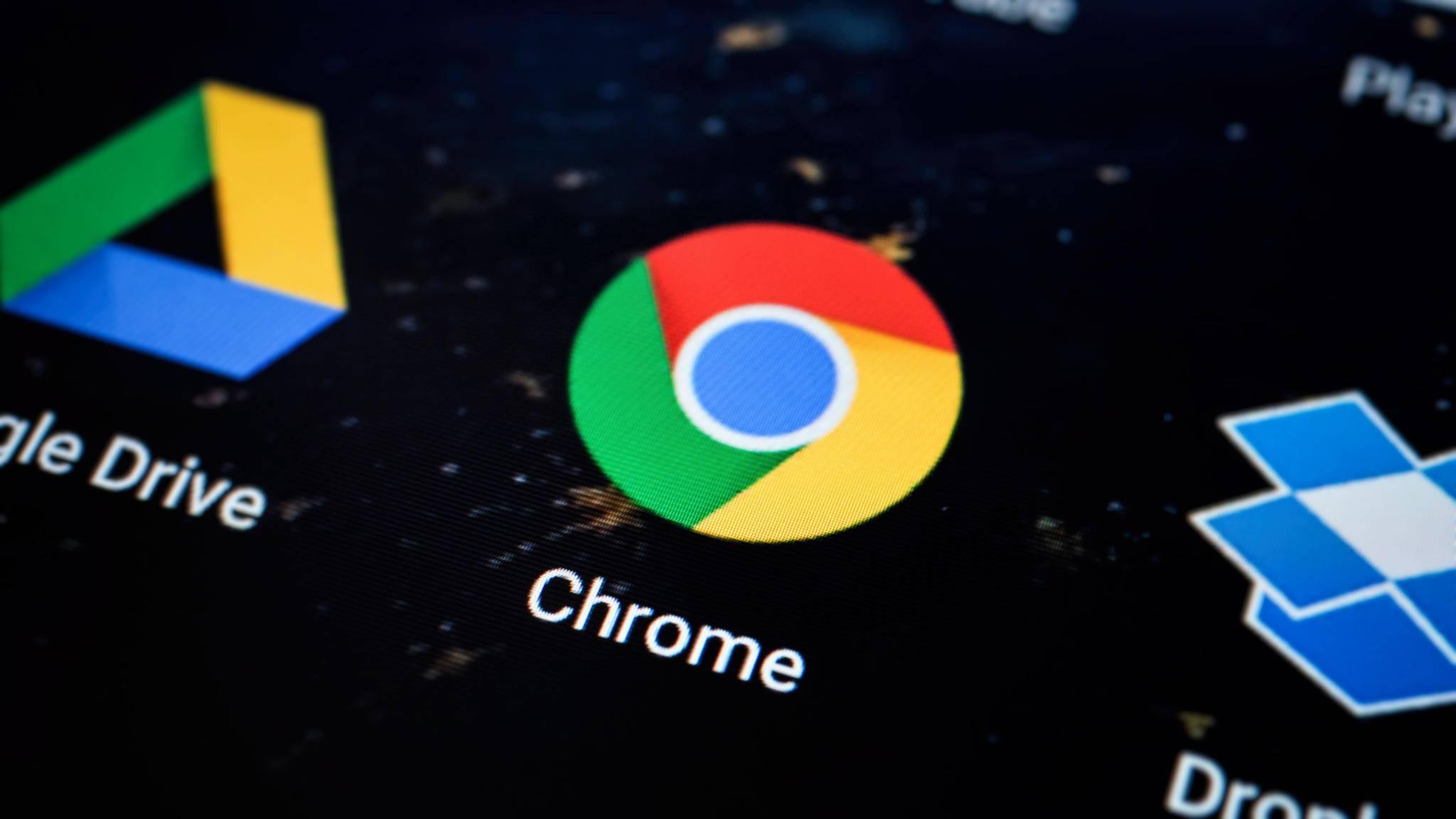 Google Chrome gehört zu den beliebtesten Browsern.