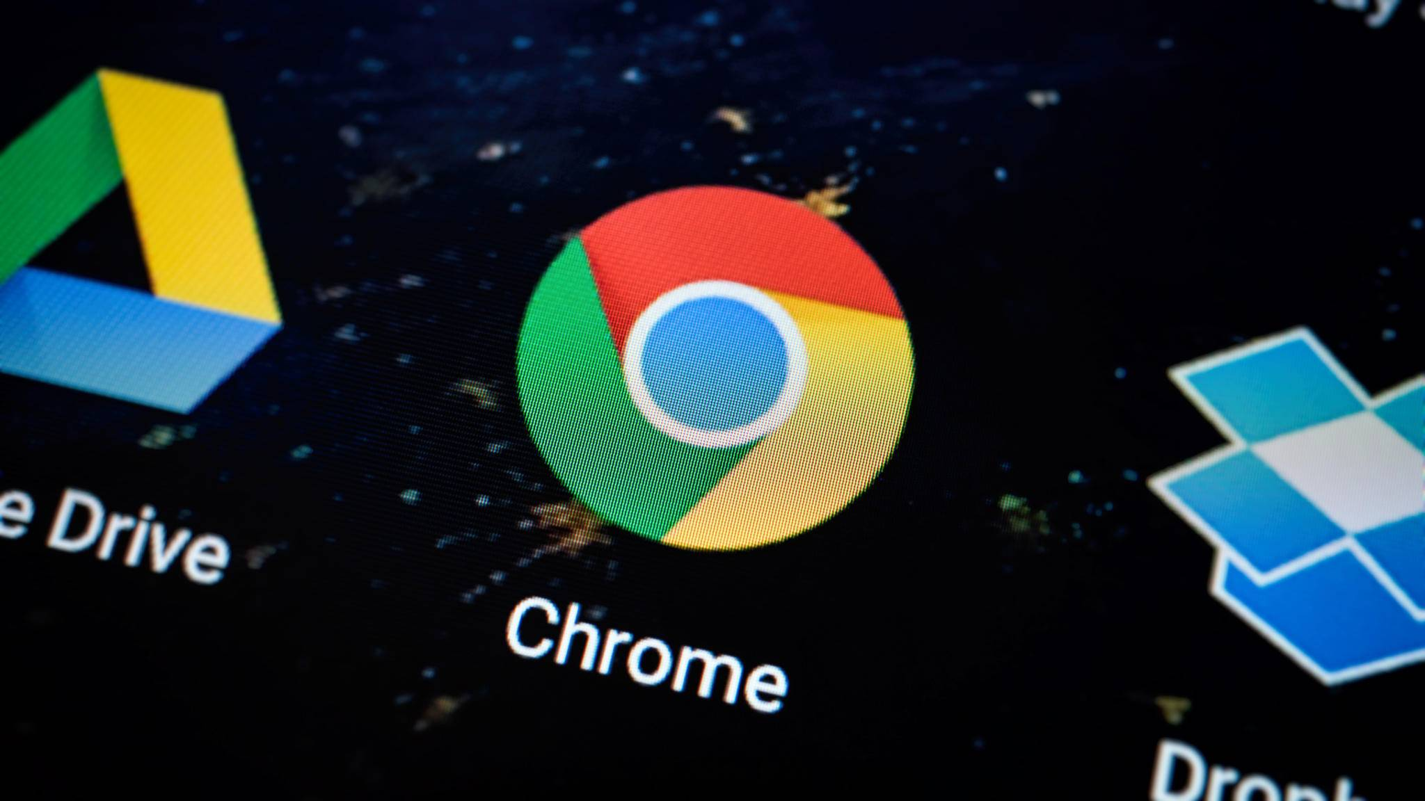Auch unter Android kannst Du in Chrome eine Startseite festlegen.