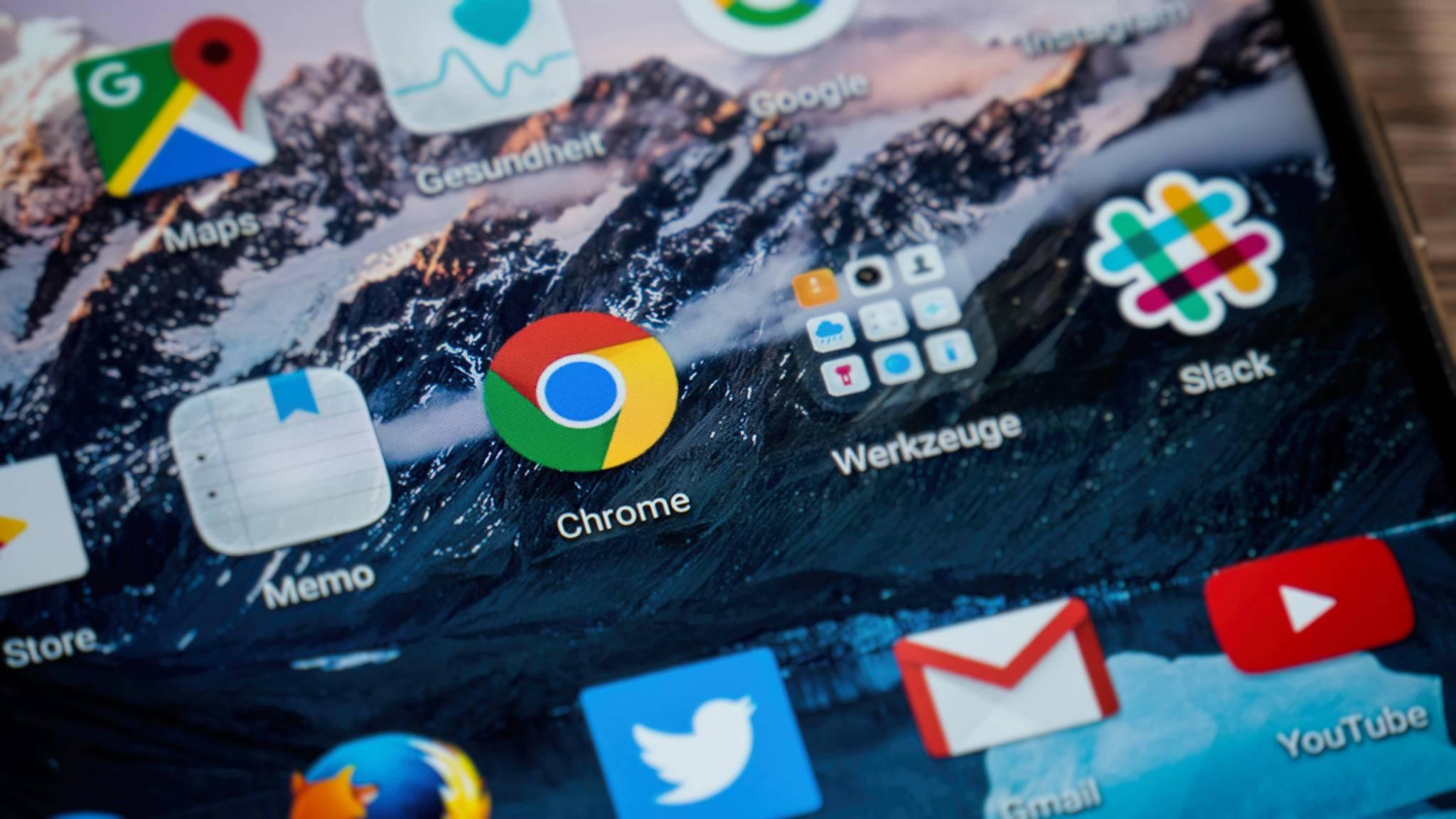 Chrome bietet jetzt noch mehr Möglichkeiten zum Website-Download.