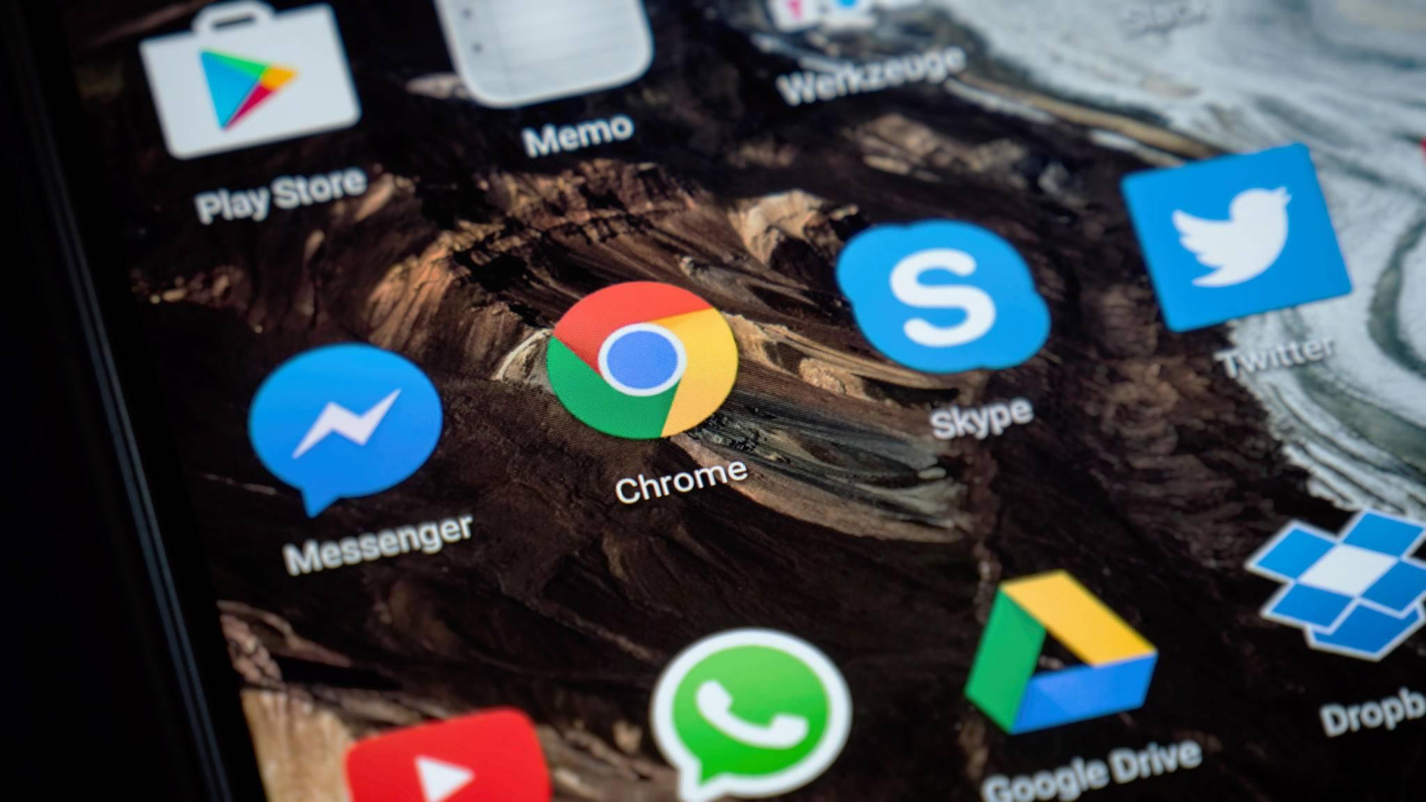 In Chrome lassen sich Passwörter systemübergreifend synchronisieren.