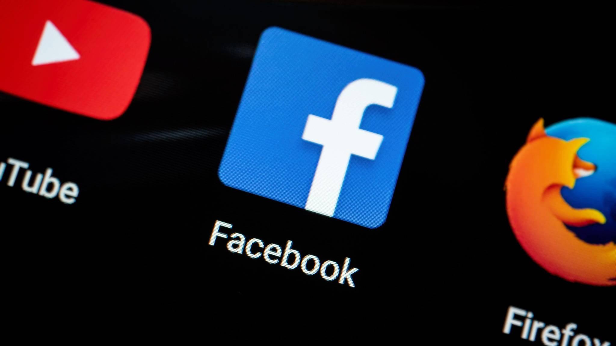 Die Facebook-App hilft beim Finden von freien WLAN-Netzen.