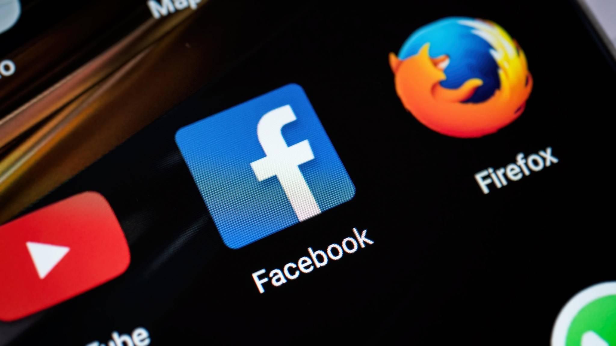 Eine Facebook-App sammelte Nutzerdaten, die mehr schlecht als recht anonymisiert wurden.