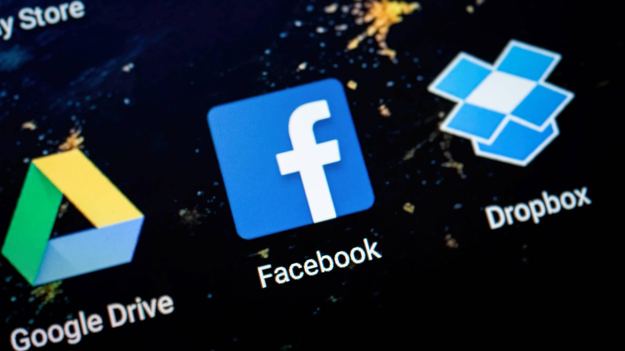 Facebook zählt jetzt zwei Milliarden aktive Nutzer pro Monat.