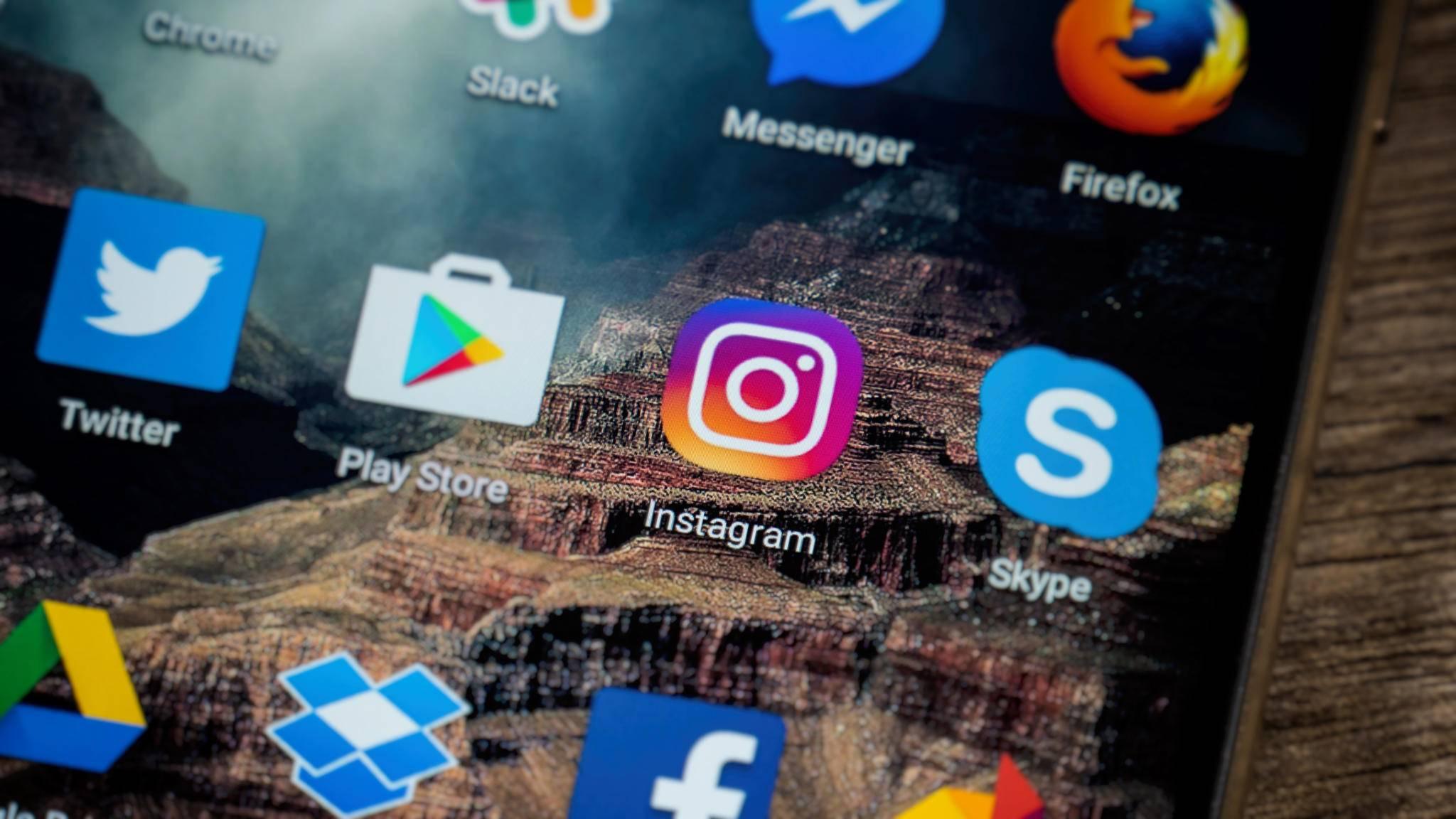 In Instagram kann man nun seine Live-Videos speichern.