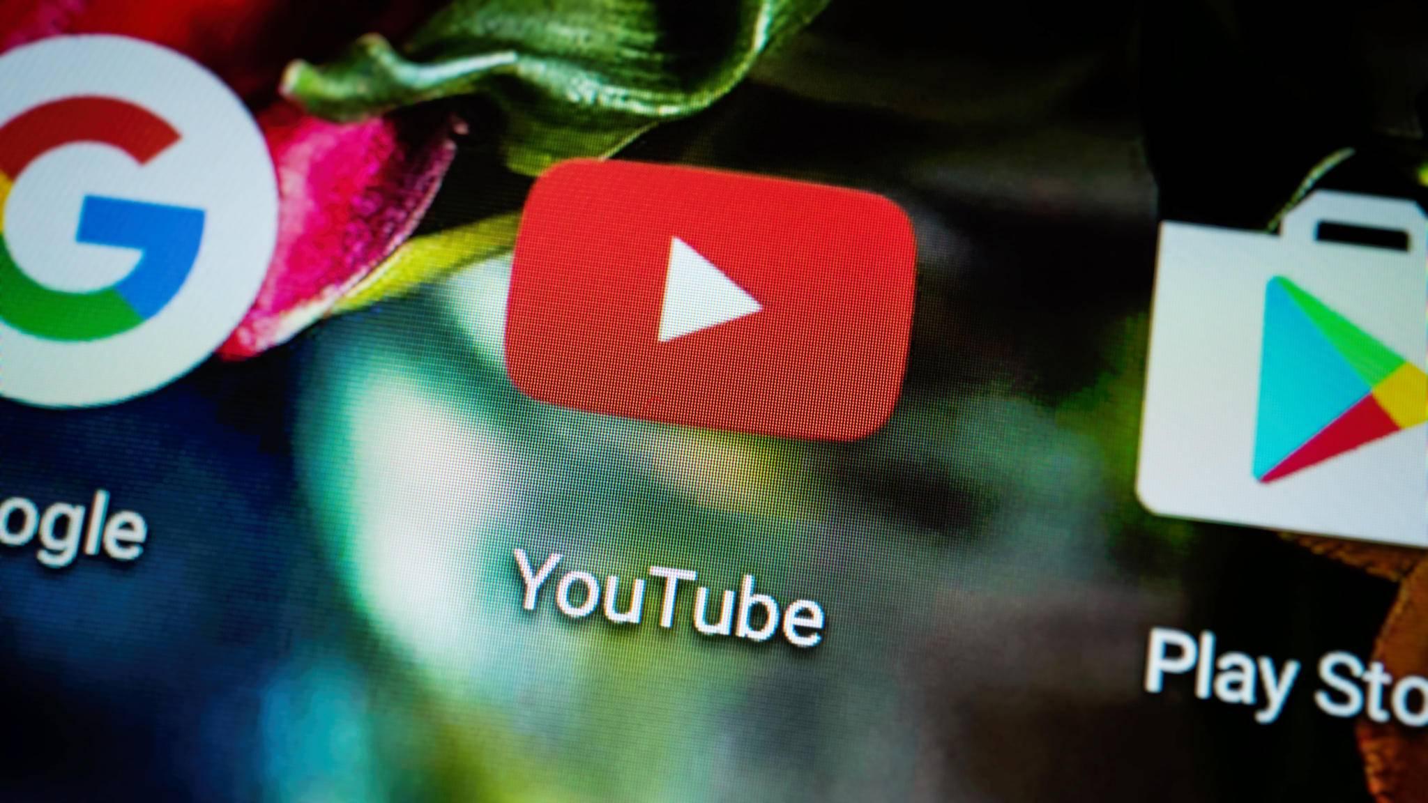 Das neue YouTube-Update für Android bringt den 18:9-Modus auf zahlreiche Smartphone-Flaggschiffe.