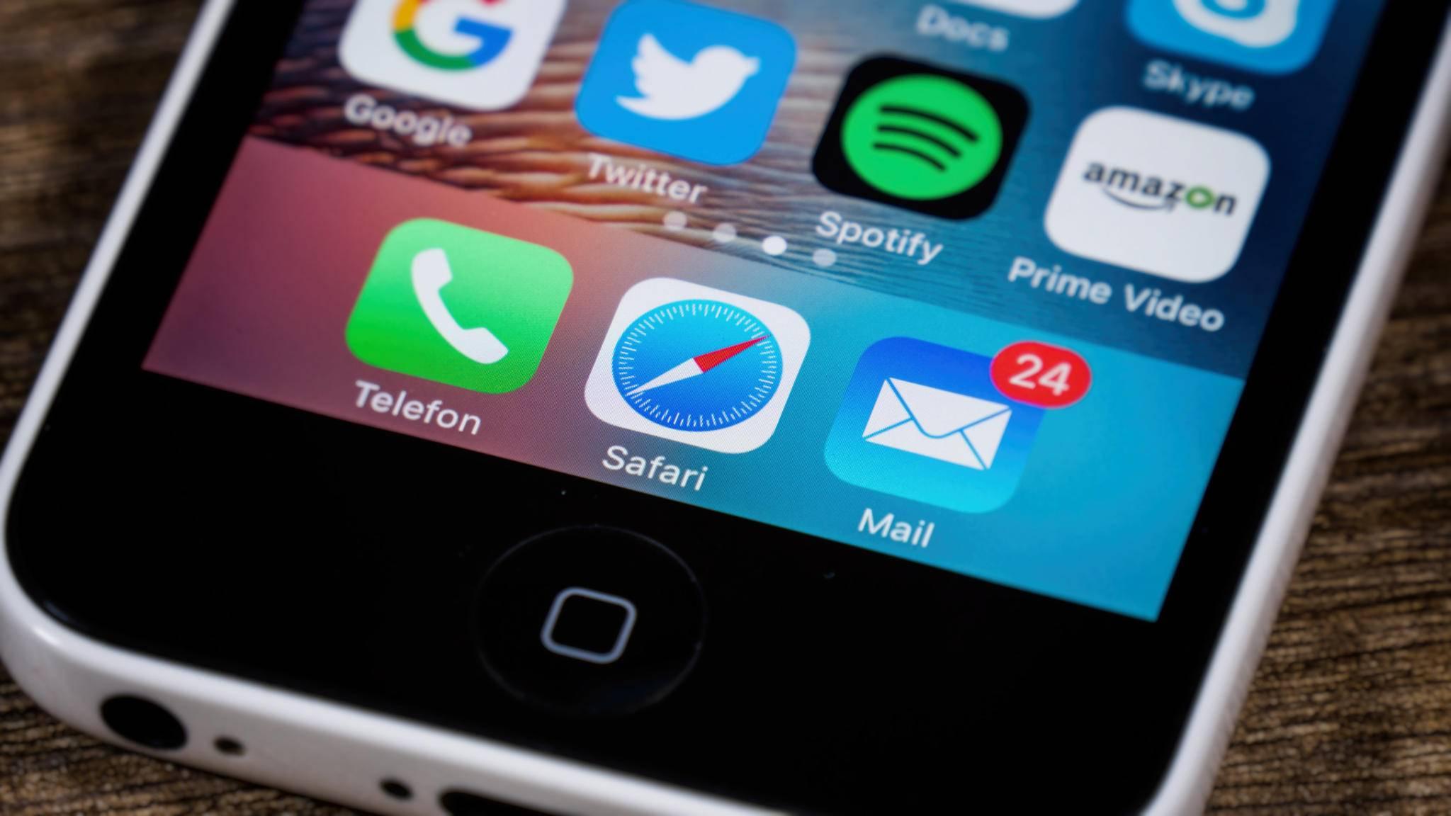 Das kannst Du bei E-Mail-Problemen auf dem iPhone tun.