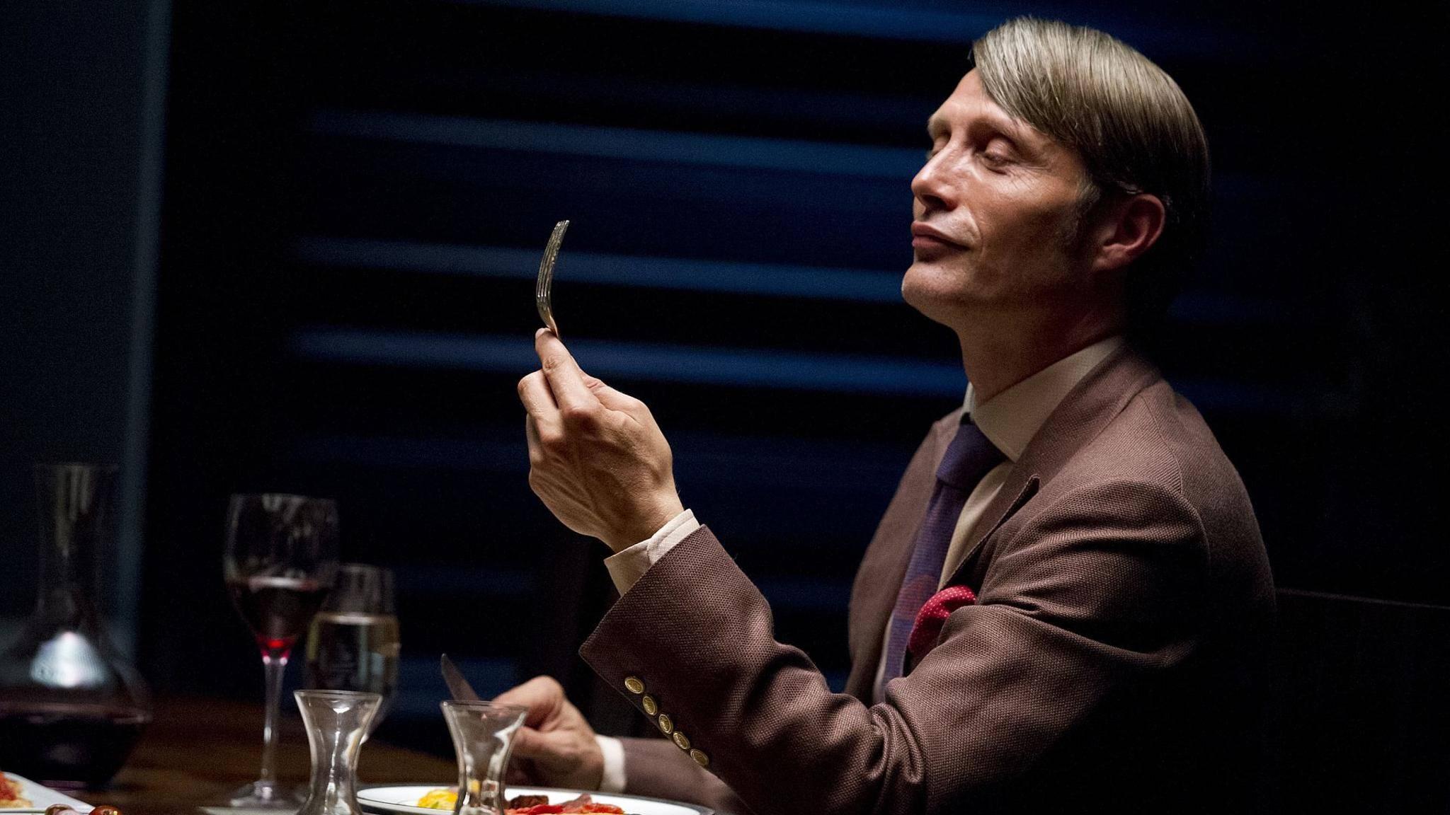 """Die TV-Serie """"Hannibal"""" endete bereits nach der dritten Staffel."""