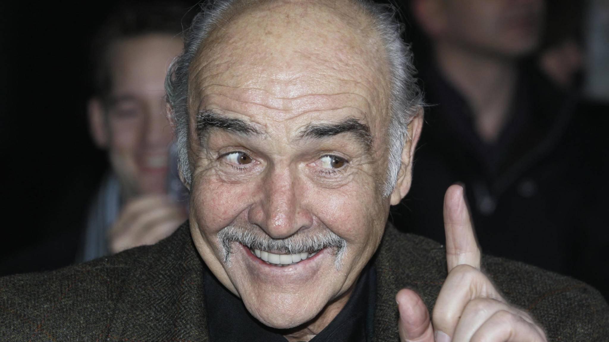 """Was macht eigentlich Sean Connery heute? Der Ex-""""James Bond""""-Star hat Erfüllung abseits des Filmbusiness gefunden..."""
