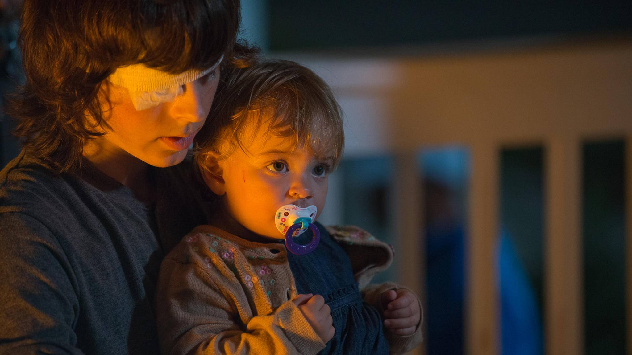 """Das liebste Baby der Welt: Es sind sich wohl alle """"The Walking Dead""""-Zuschauer einig, dass Judith unter keinen Umständen etwas passieren darf."""