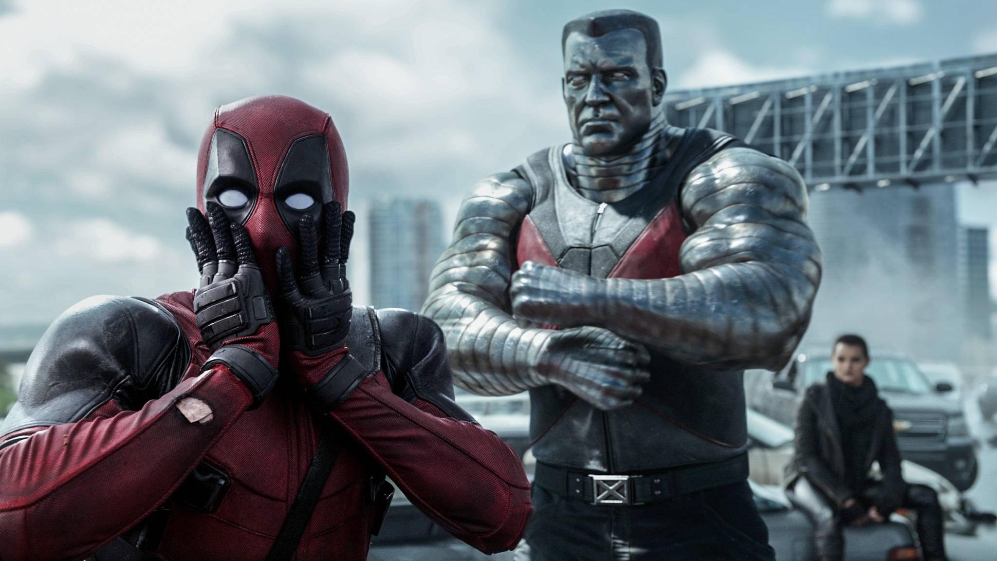 """""""Deadpool 2"""" kommt! Und der Söldner bringt wieder alte Bekannte mit auf die Leinwand."""