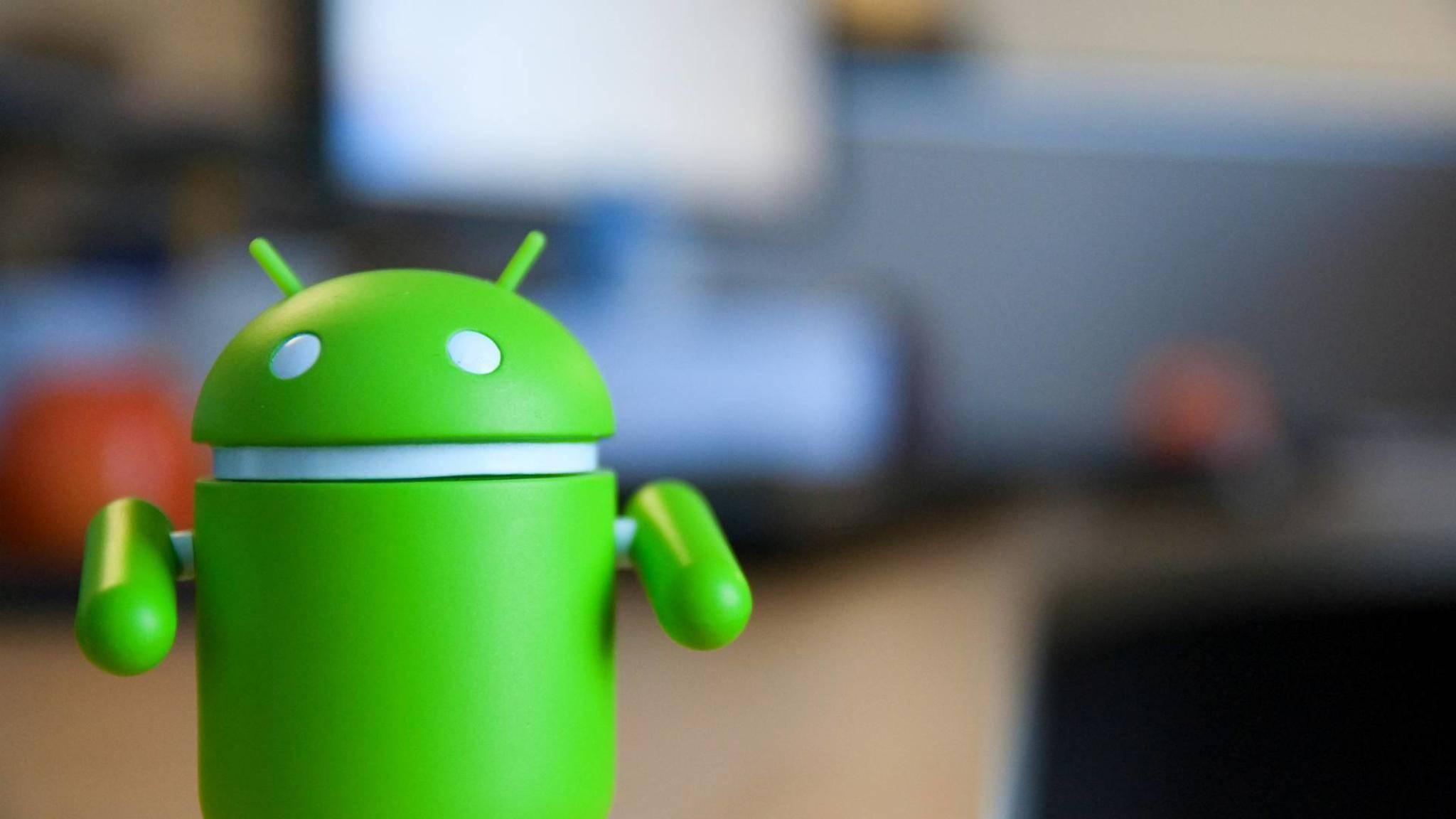 Android-Smartphones bieten häufig die Möglichkeit zum Ändern der Schriftgröße.