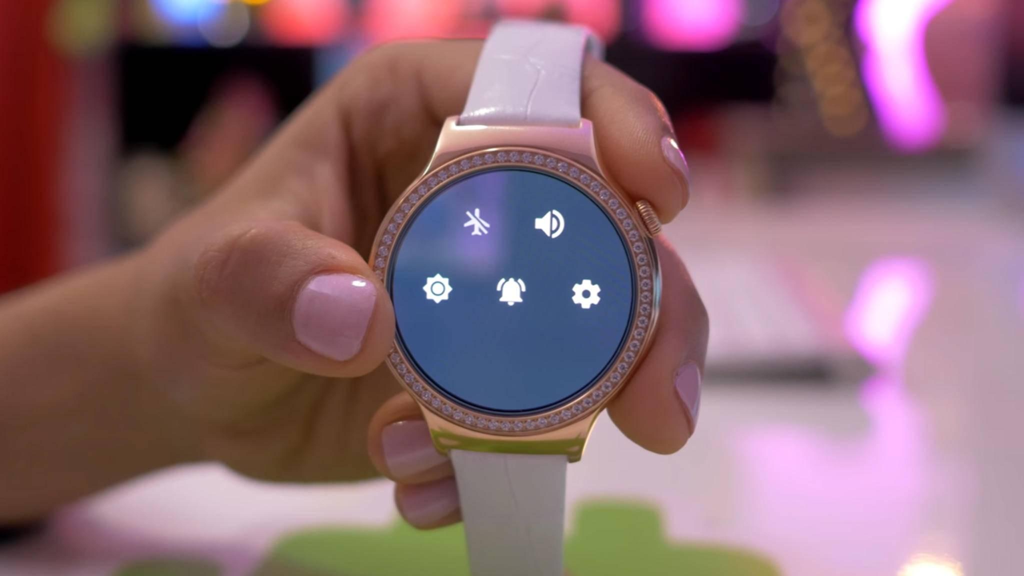 Android Wear 2.0: Google bringt demnächst zwei Uhren auf den Markt.