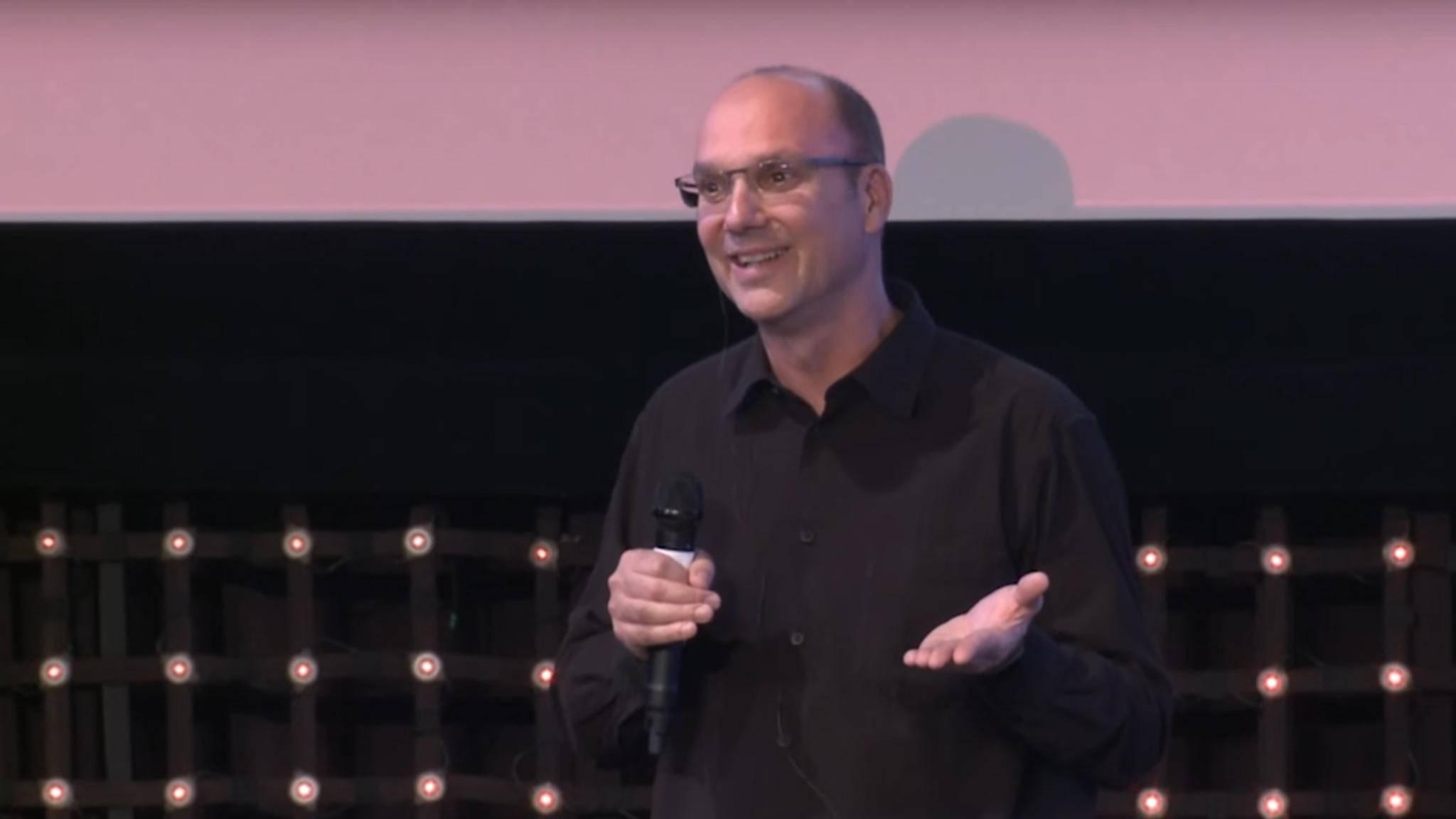 Gleich mit zwei neuen Devices meldet sich Android-Vater Andy Rubin zurück.