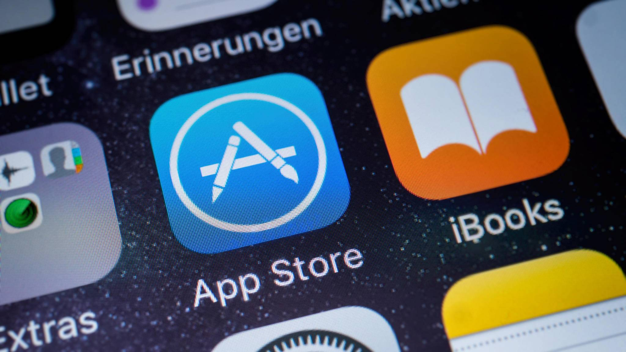 Apple lockert das Datenvolumen für mobile Downloads.