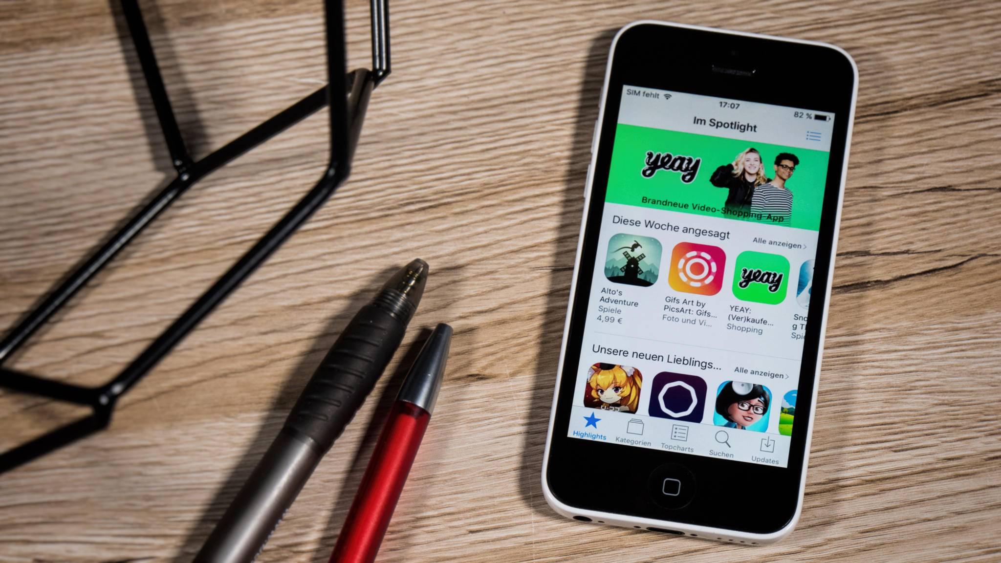 Probleme mit dem App Store? Dann helfen diese Tipps weiter.