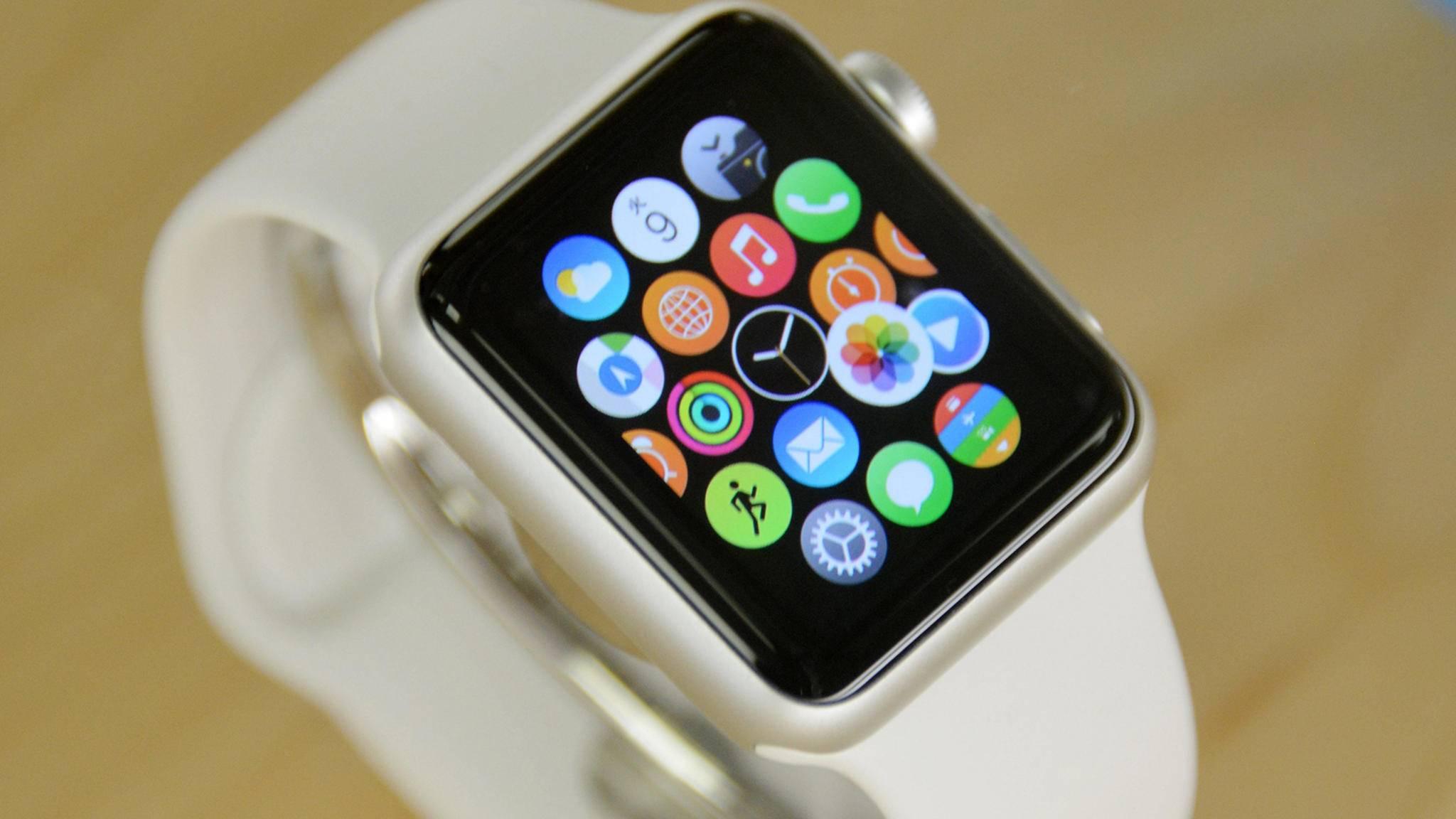 So erstellst Du ein Backup Deiner Apple Watch.