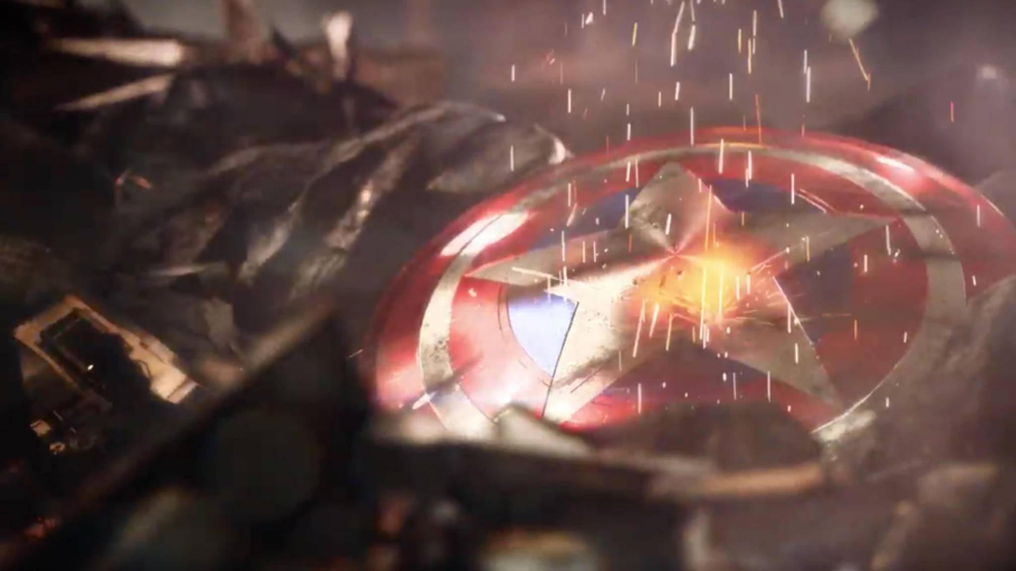 """Square Enix entwickelt ein """"Avengers""""-Game für Marvel."""