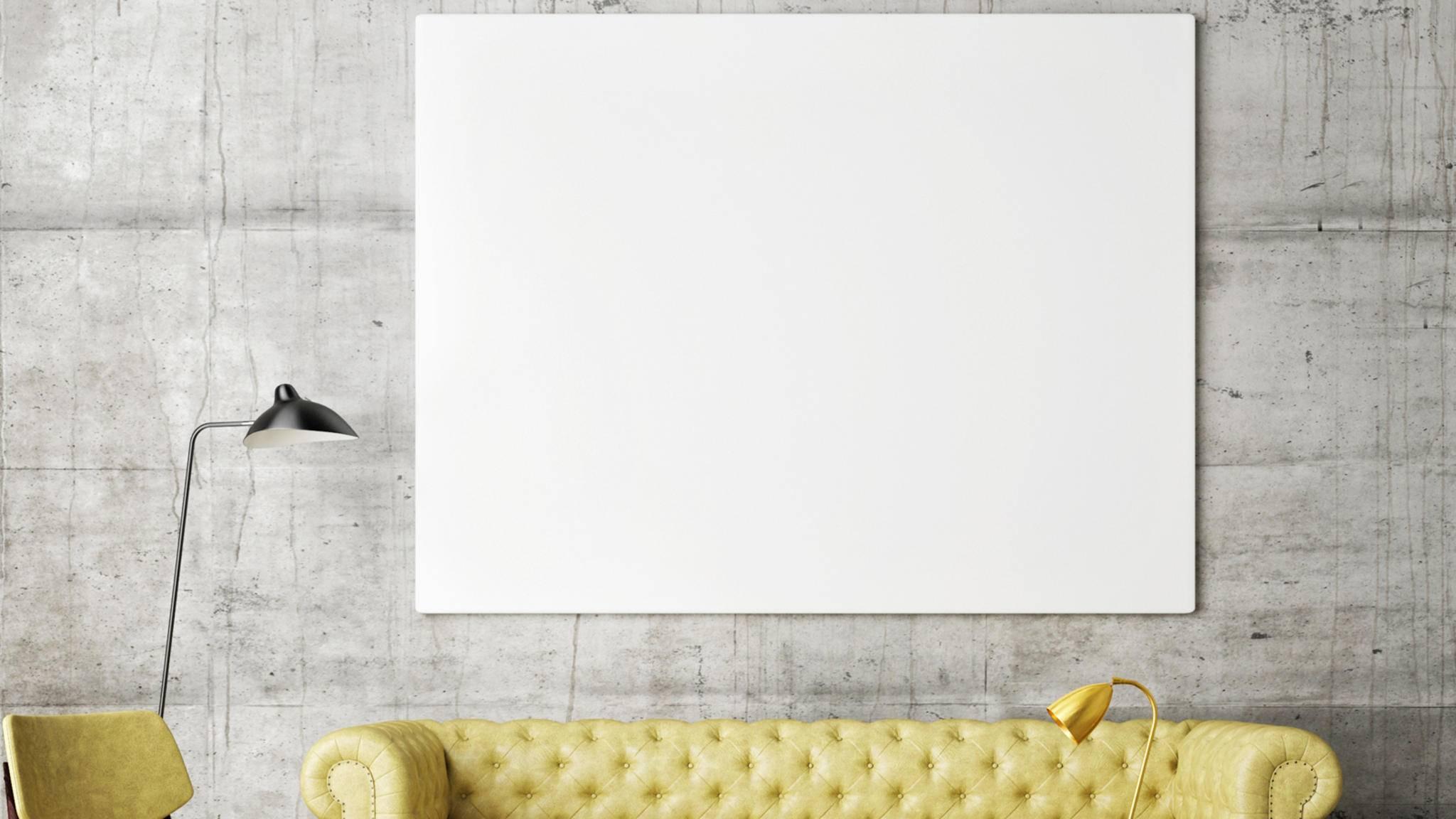 beamer leinwand selbstbau stunning leinwand selber bauen den rahmen montieren with beamer. Black Bedroom Furniture Sets. Home Design Ideas