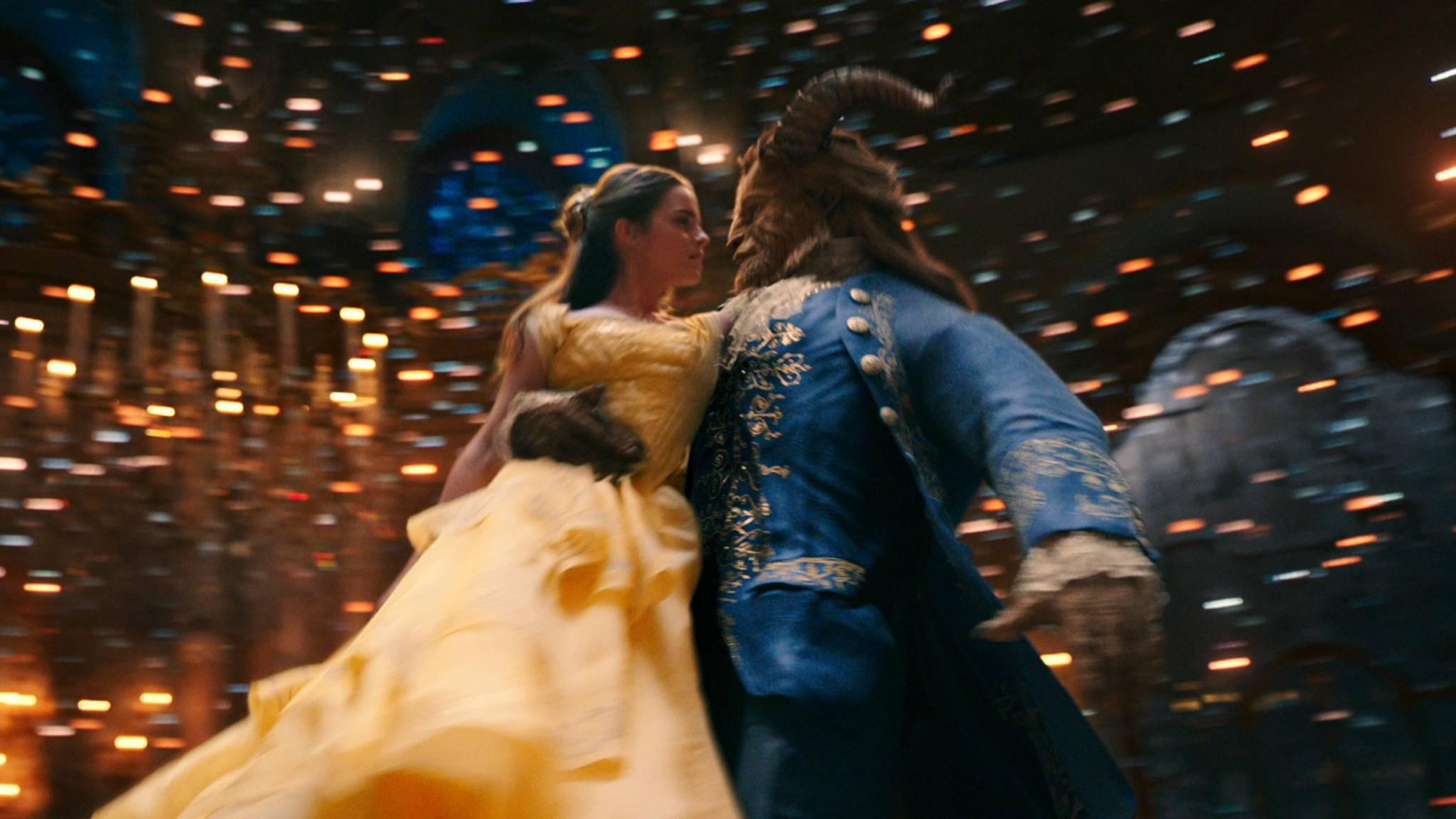 """""""Die Schöne und das Biest"""" ist nur einer der Fantasy-Filme, die uns seit dem Jahr 2000 verzaubert haben."""