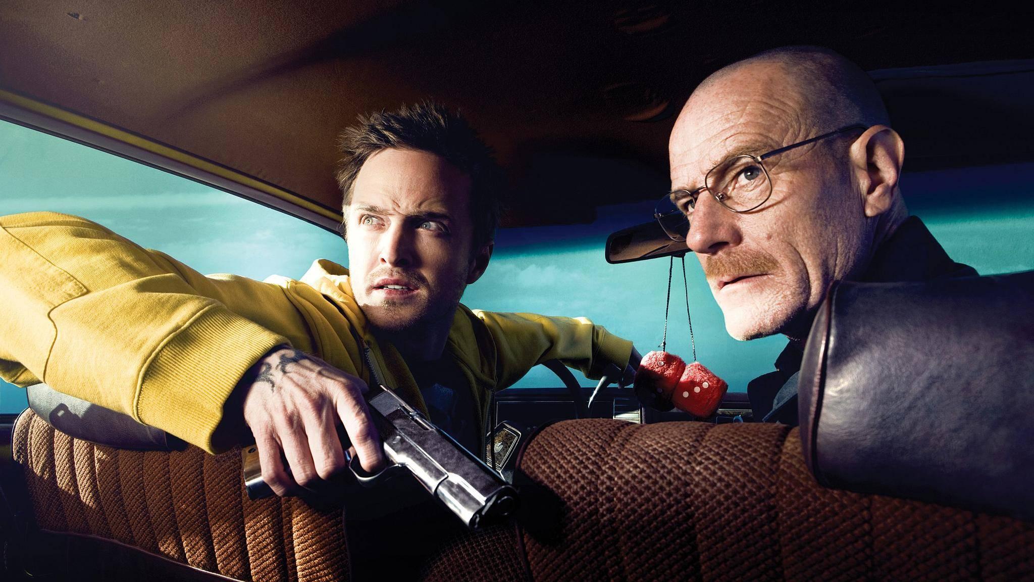 """Was planen die beiden """"Breaking Bad""""-Stars?"""