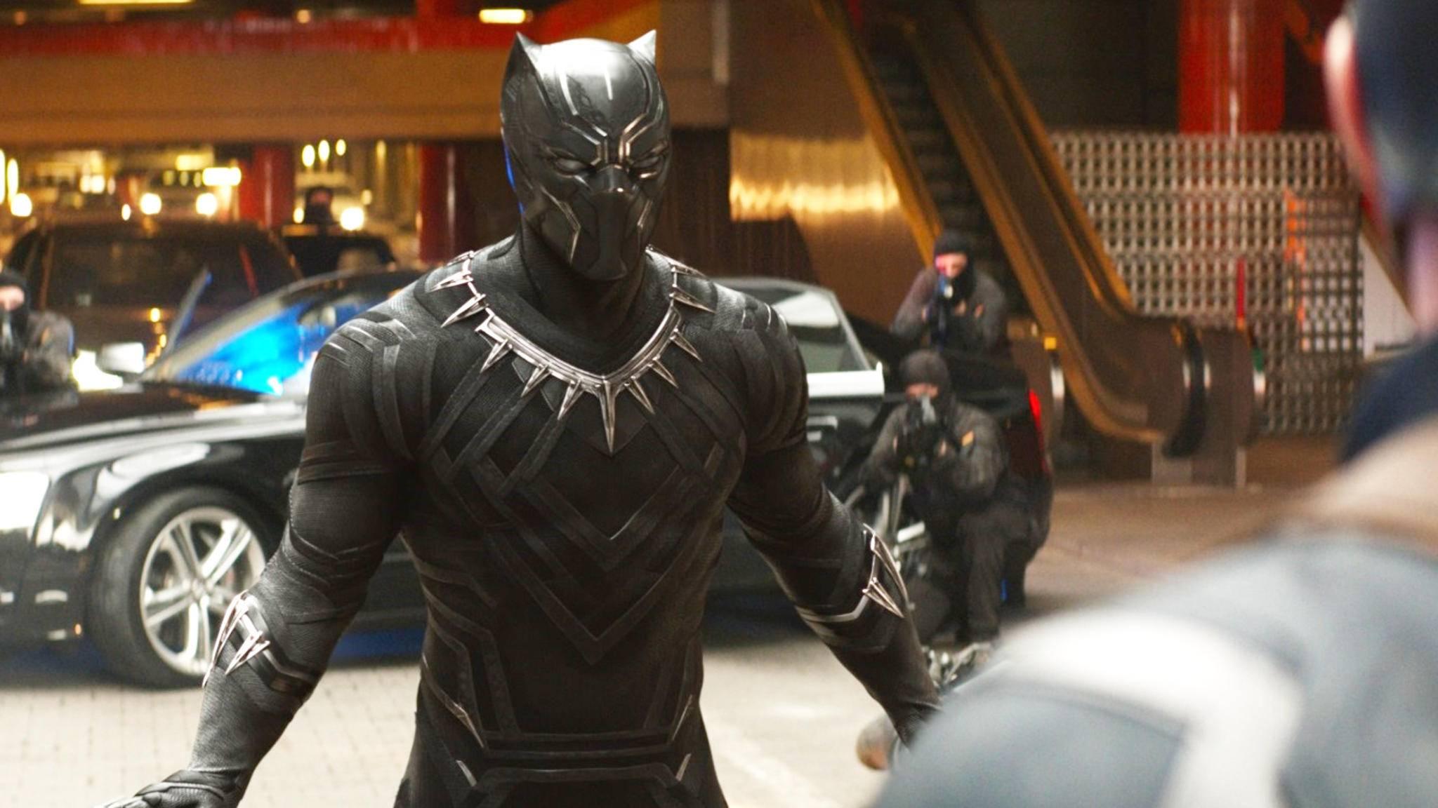 """Mit wem bekommt es """"Black Panther"""" als Nächstes zu tun?"""