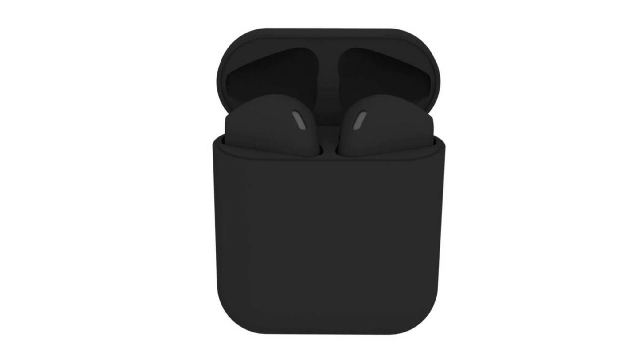 Die BlackPods sind nichts anderes als AirPods in Schwarz.