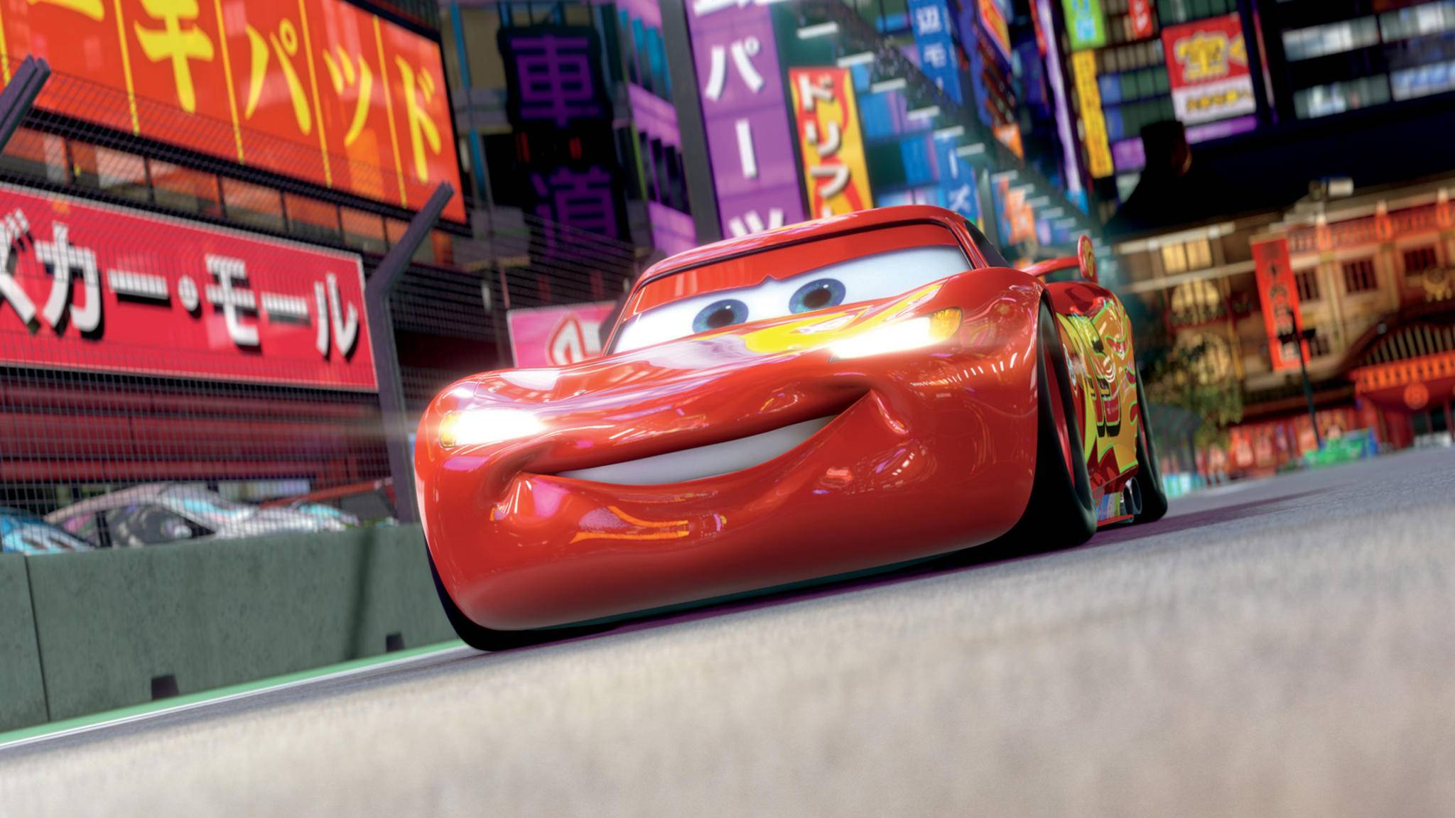 """Lightning McQueen bekommt es in """"Cars 3"""" mit seinem bislang schwierigsten Gegner zu tun."""