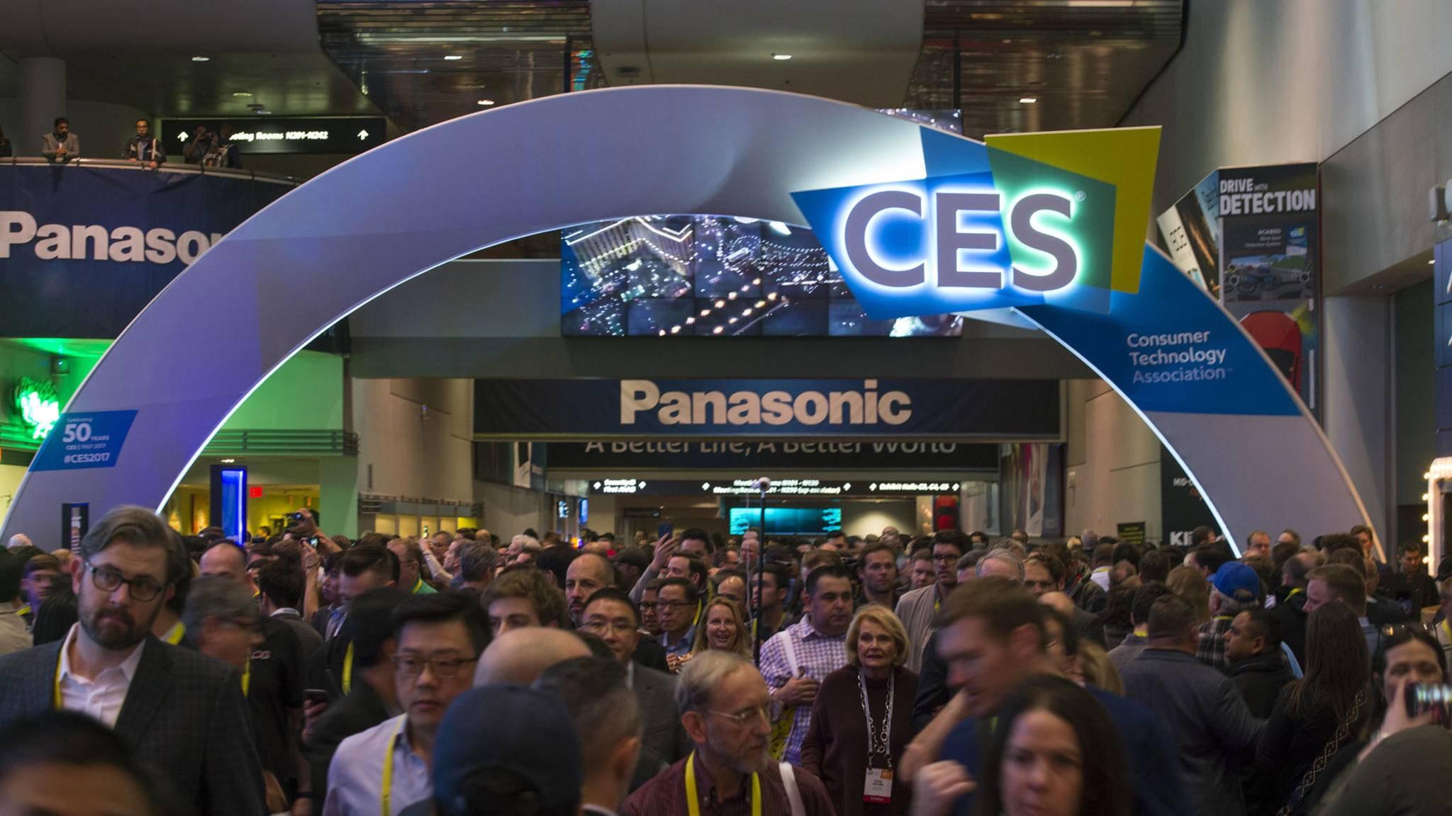 Die CES 2017 war in dieser Woche das Technik-Highlight.