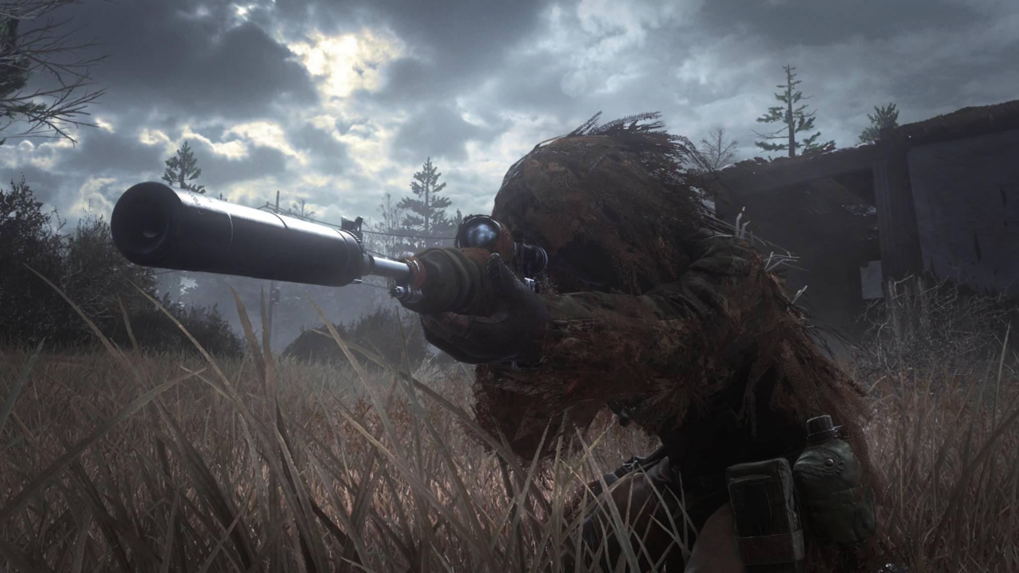 """Call of Duty 4: Modern Warfare"" revolutionierte den Multiplayer in Ego-Shootern."