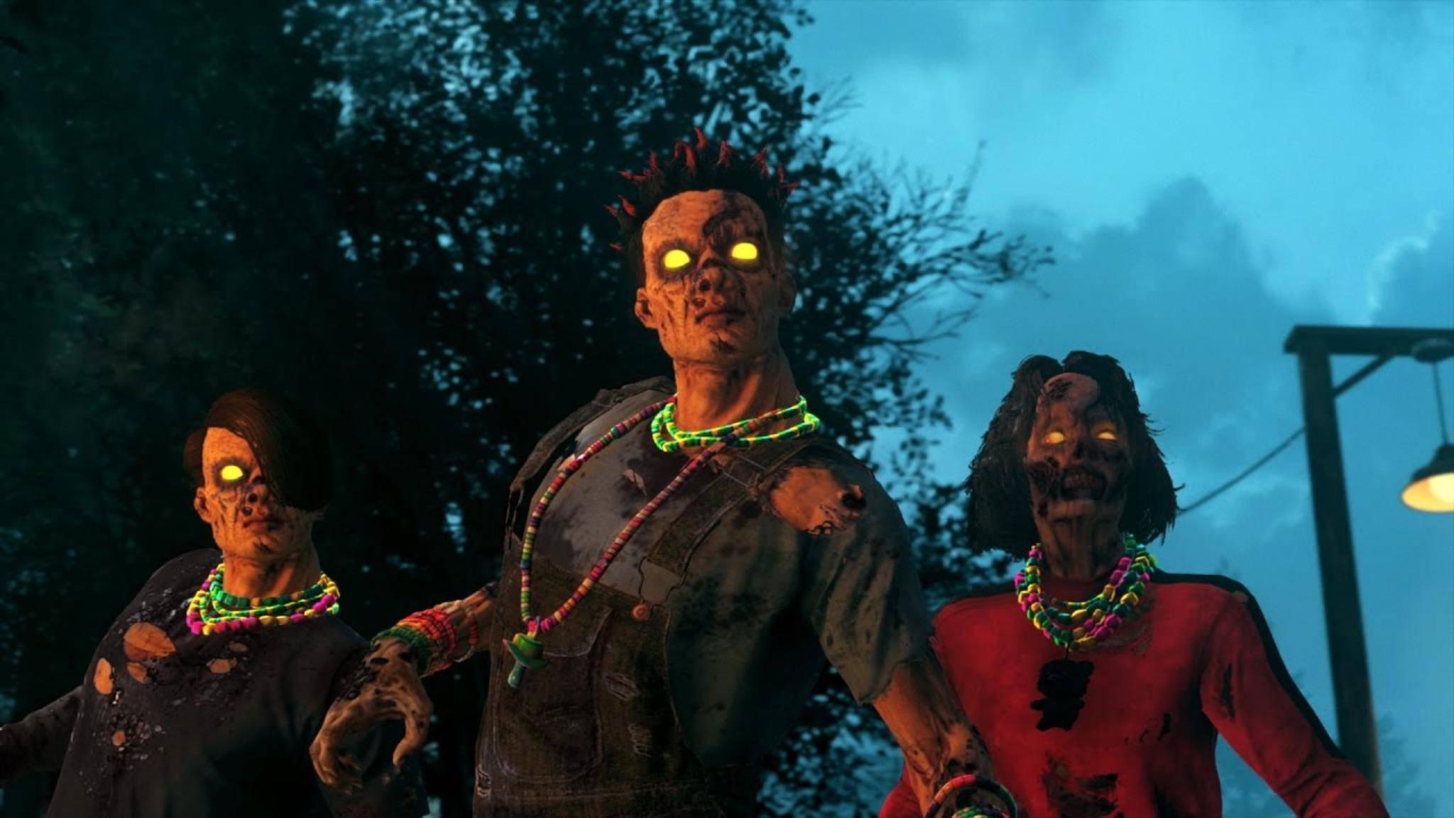 """Zombie-Fans bekommen mit dem DLC für """"Infinite Warfare"""" neues Futter."""