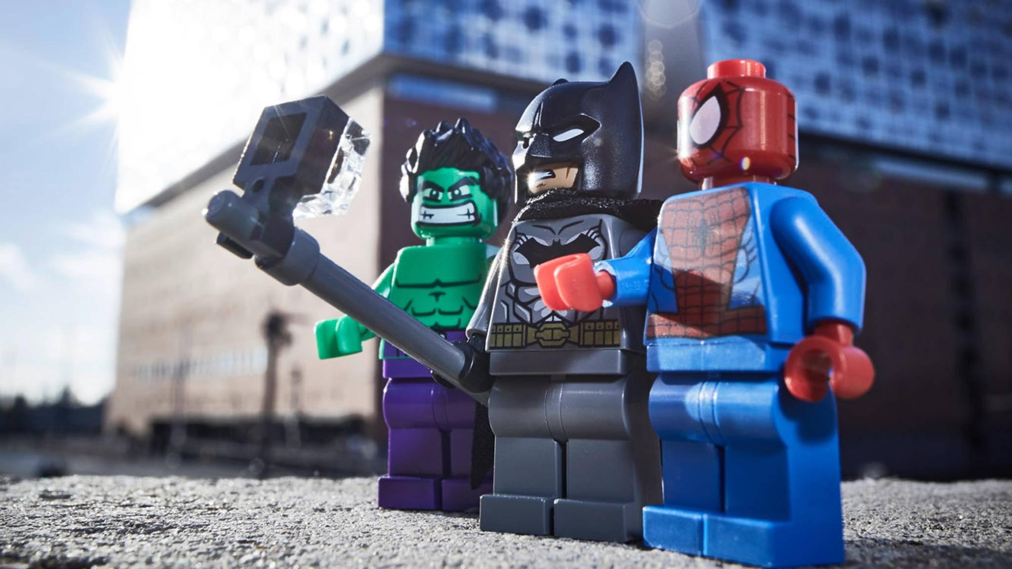 Werden Marvel- und DC-Superhelden jemals gemeinsam friedliche Sightseeing-Touren machen?