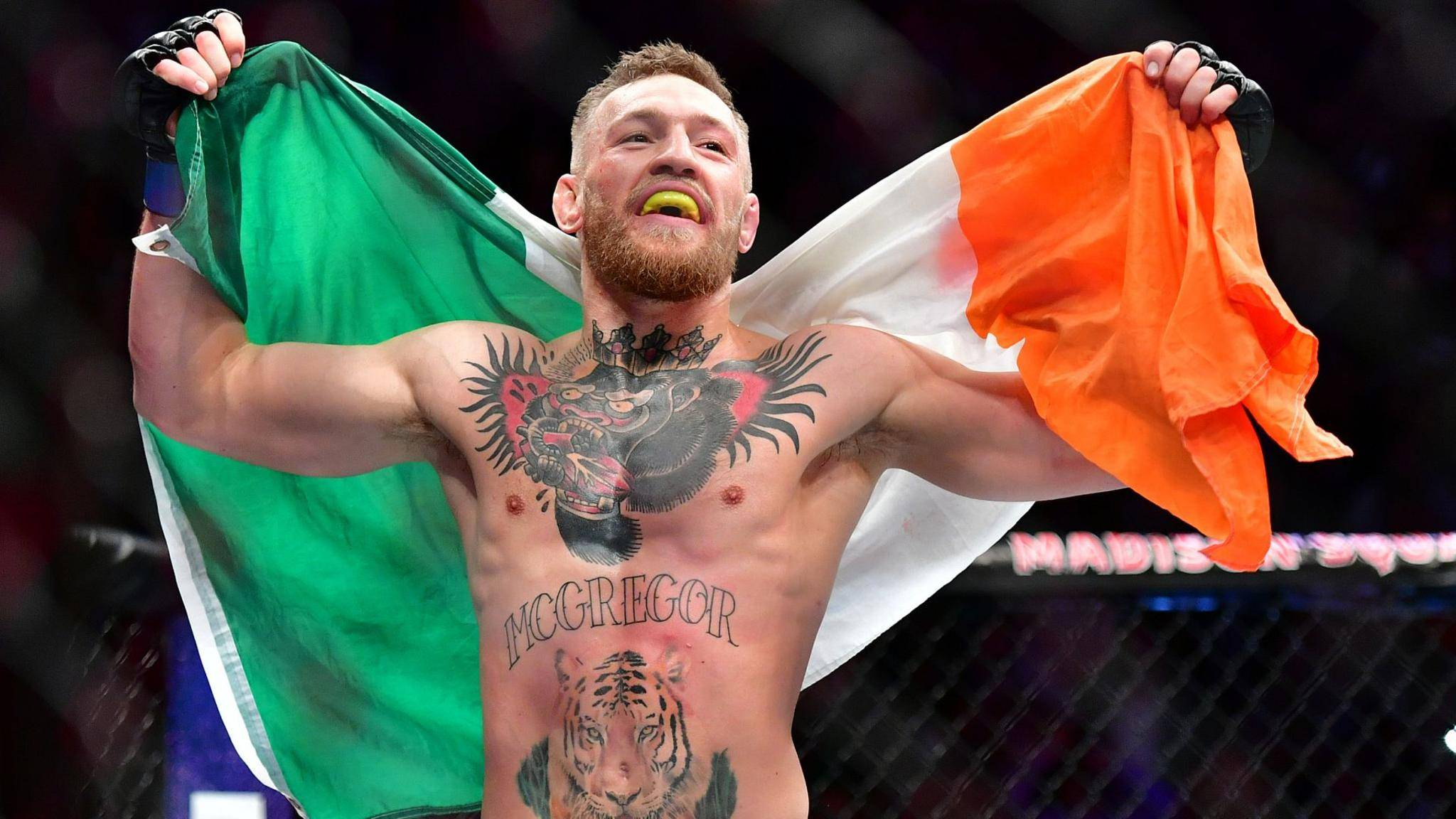Conor McGregor ist das Aushängeschild der UFC.